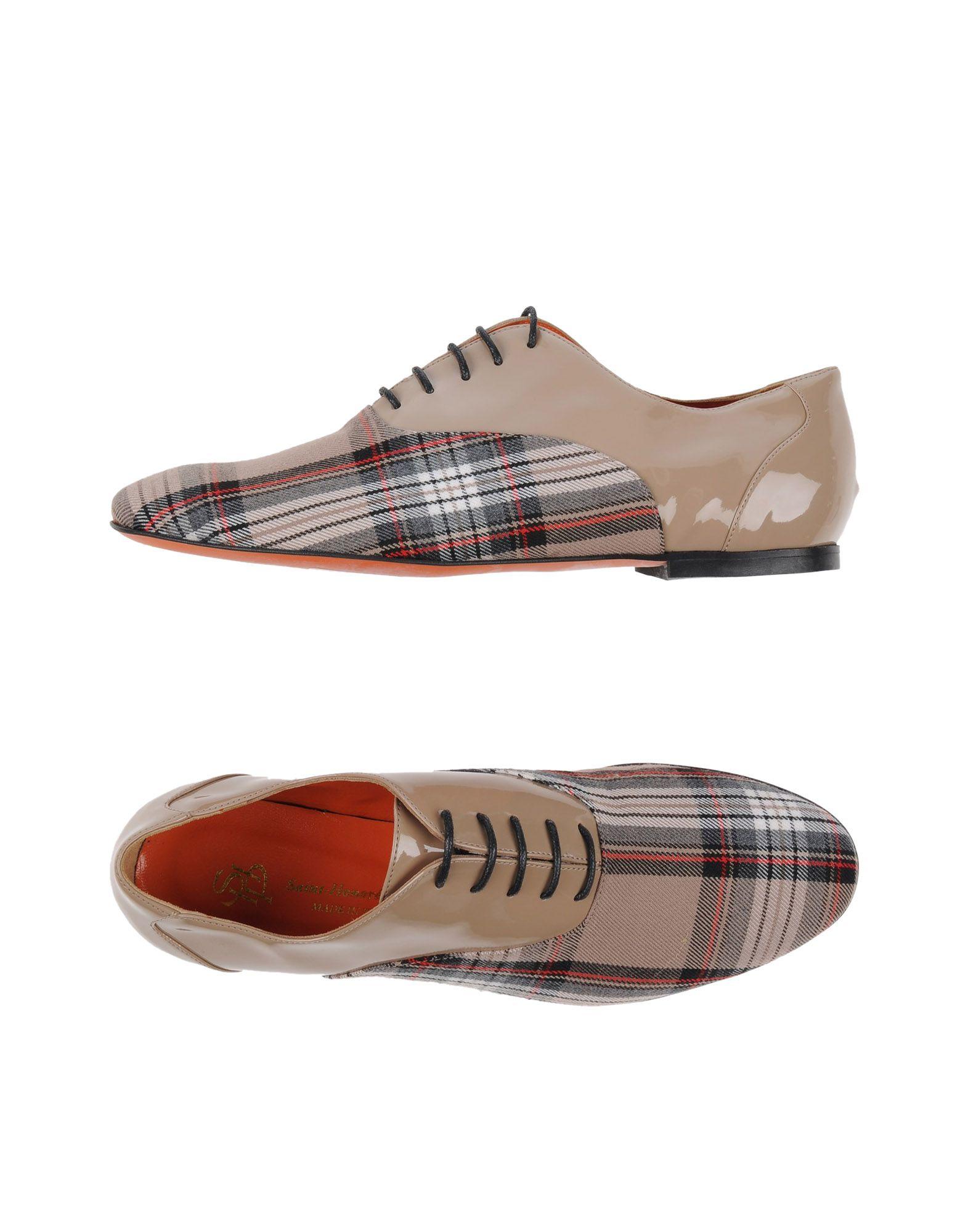 Saint-Honoré Paris Souliers Chaussures À Lacets Femme. uV0ALuQ3