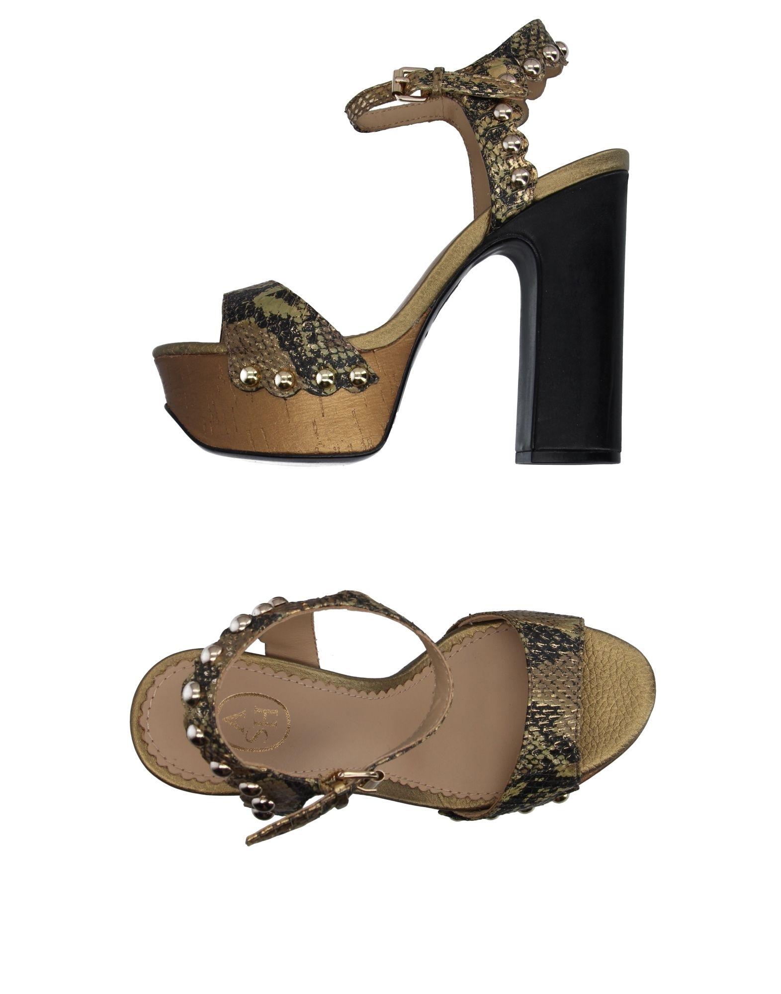 Los últimos zapatos de descuento para hombres - y mujeres Sandalia Ash Mujer - hombres Sandalias Ash  Bronce 3d13eb