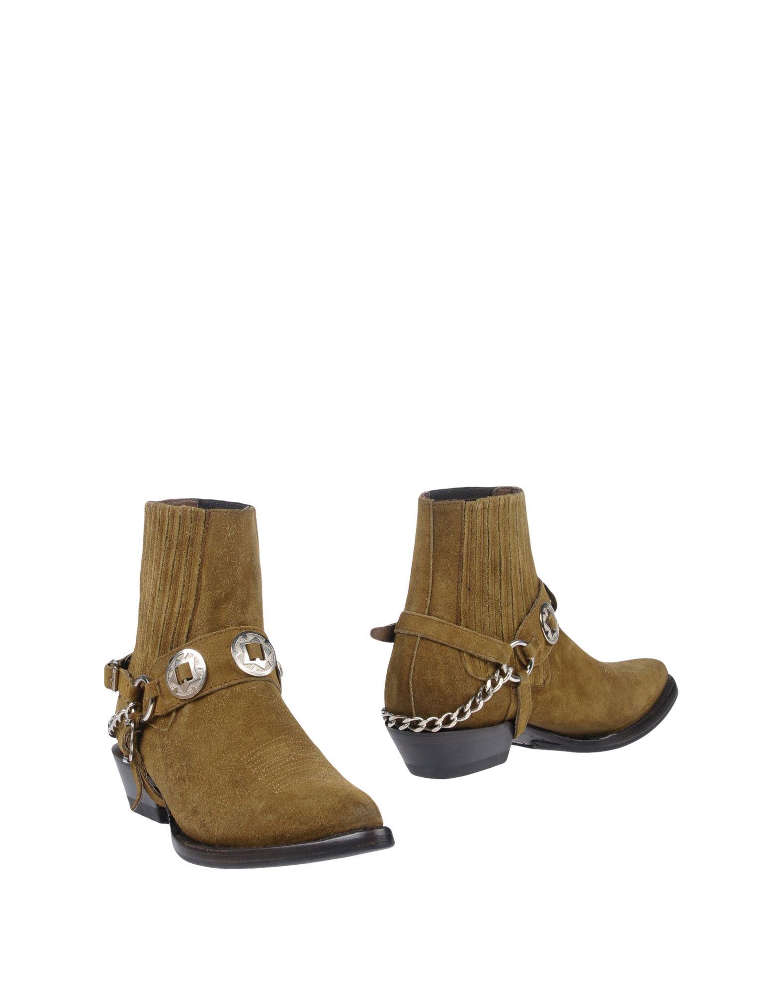 Gut um billige Schuhe zu tragenAsh Stiefelette Damen  11169918GR