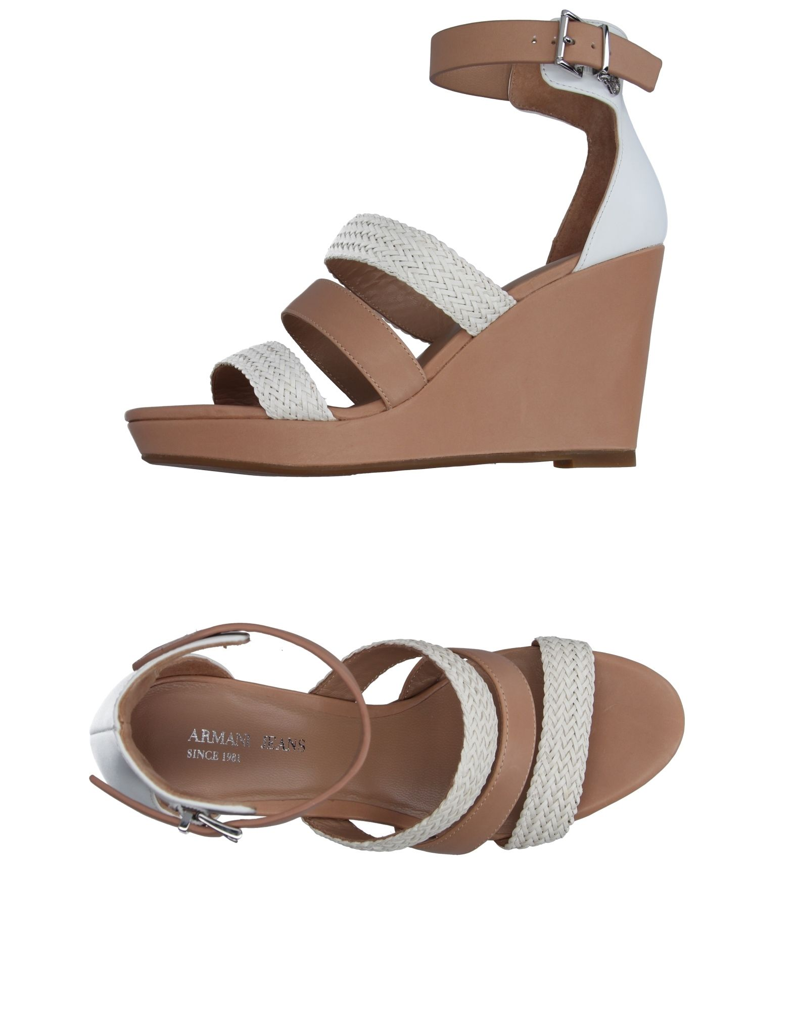 Armani Jeans Sandalen Damen beliebte  11170319PM Gute Qualität beliebte Damen Schuhe c8dbbe