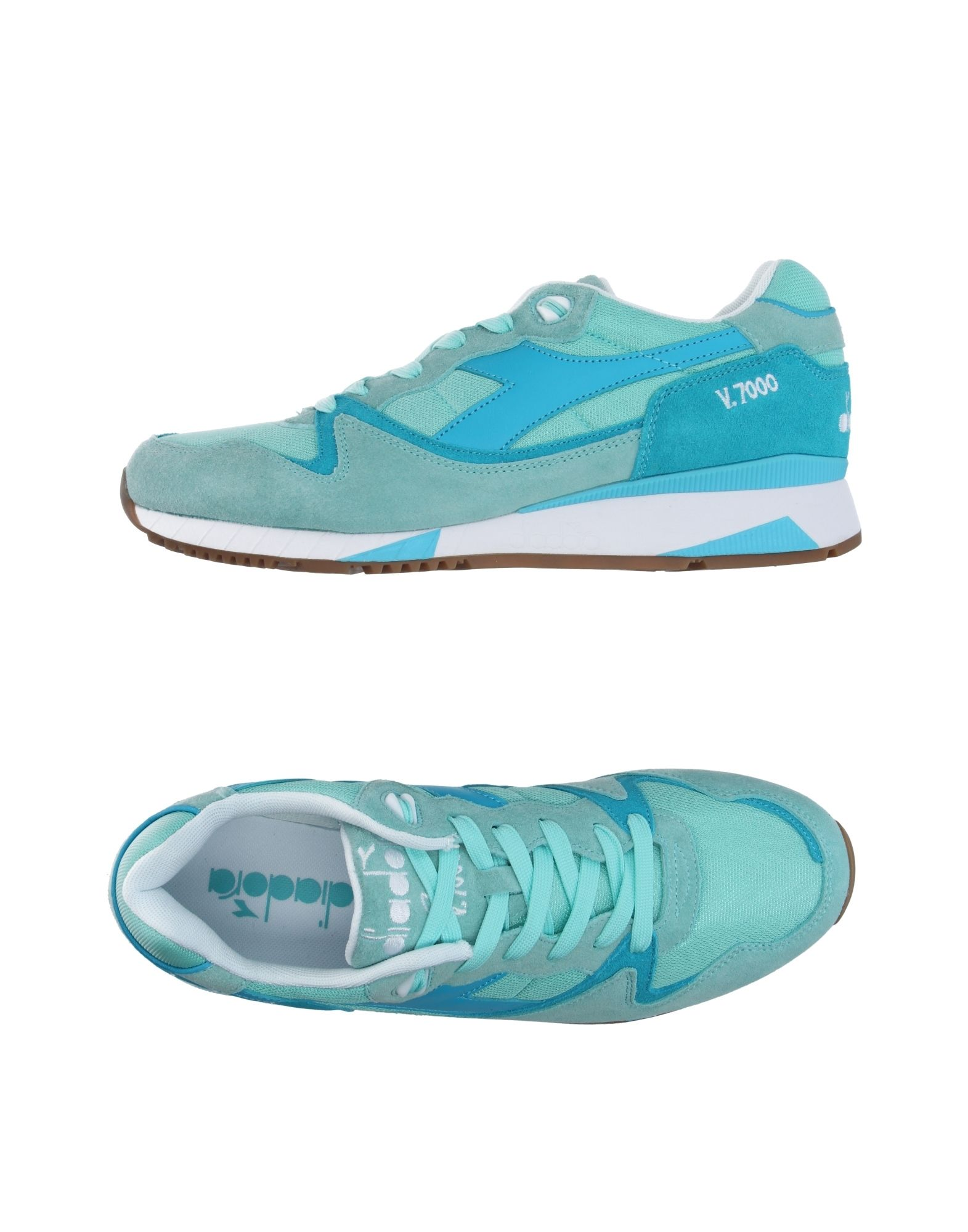 Rabatt echte Schuhe Diadora Sneakers Herren  11170728TF