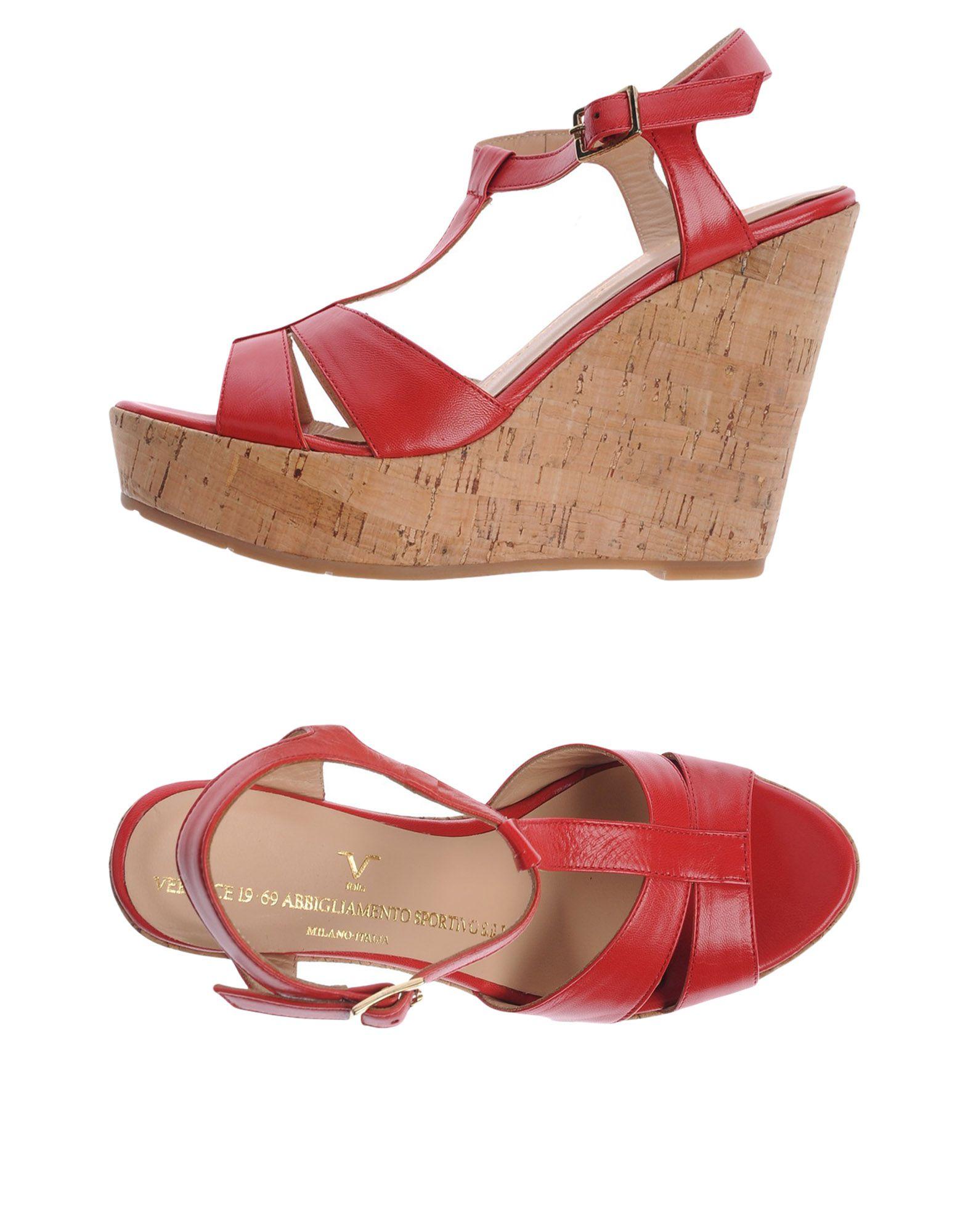 Gut um billige Schuhe Damen zu tragenV Italia Sandalen Damen Schuhe 11171104TH 5b5adf