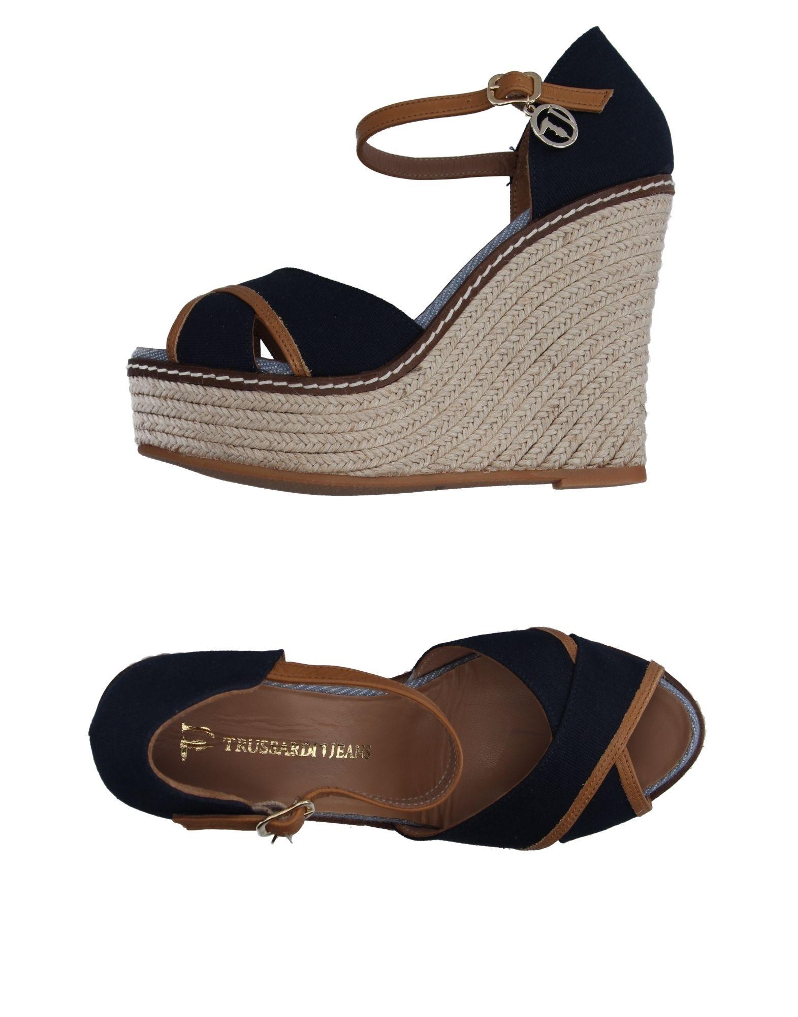 8a3b465b8d500c Trussardi Jeans Espadrilles - Women Trussardi Jeans Espadrilles ...