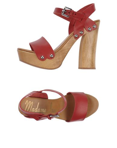 MADAME INES Open-toe mules buy cheap original buy cheap perfect marketable cheap online really cheap price yyZ3ZsRSX