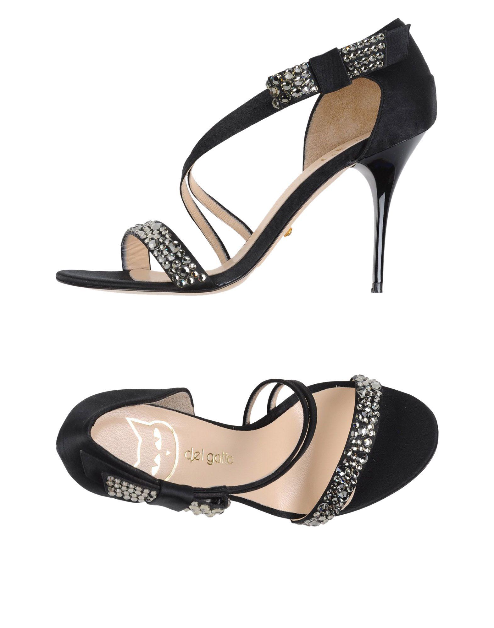 Stilvolle billige Schuhe Del Gatto 11172302OT Sandalen Damen  11172302OT Gatto a38045