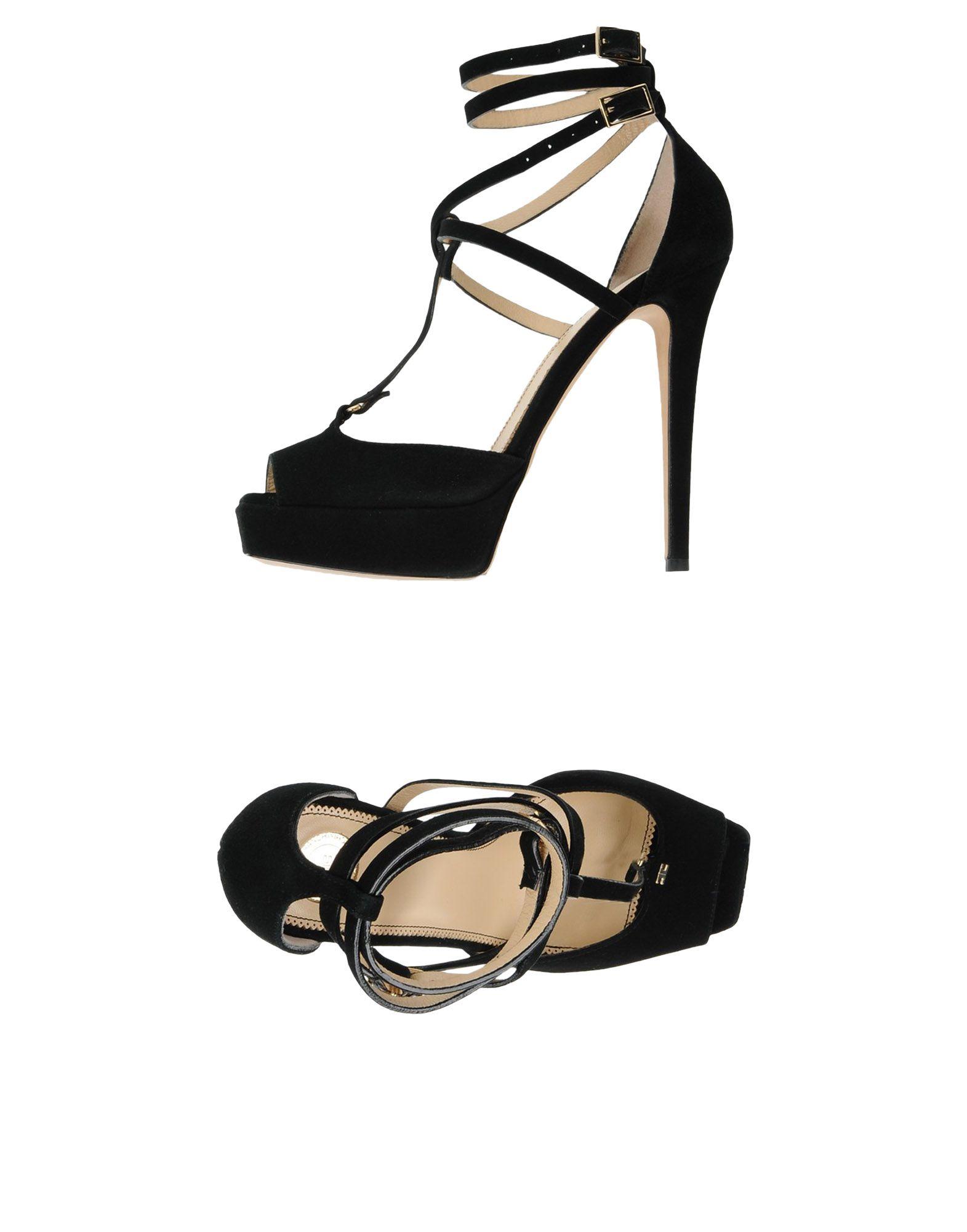 Stilvolle billige Schuhe Elisabetta Elisabetta Elisabetta Franchi Sandalen Damen  11172563TC 9ef038