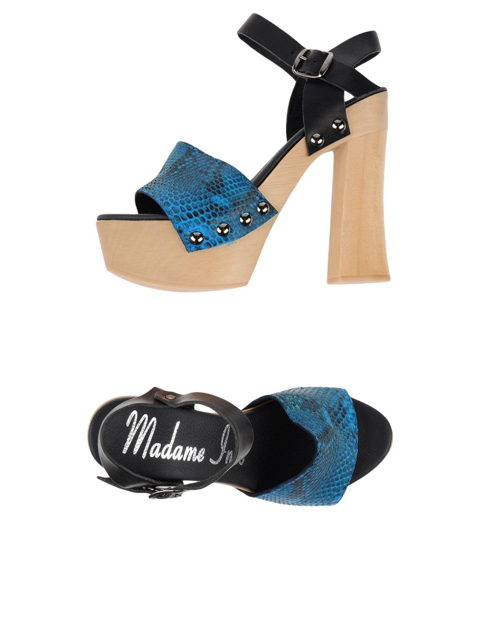 Madame Ines Sandalen Damen  11172798UO Gute Qualität beliebte Schuhe
