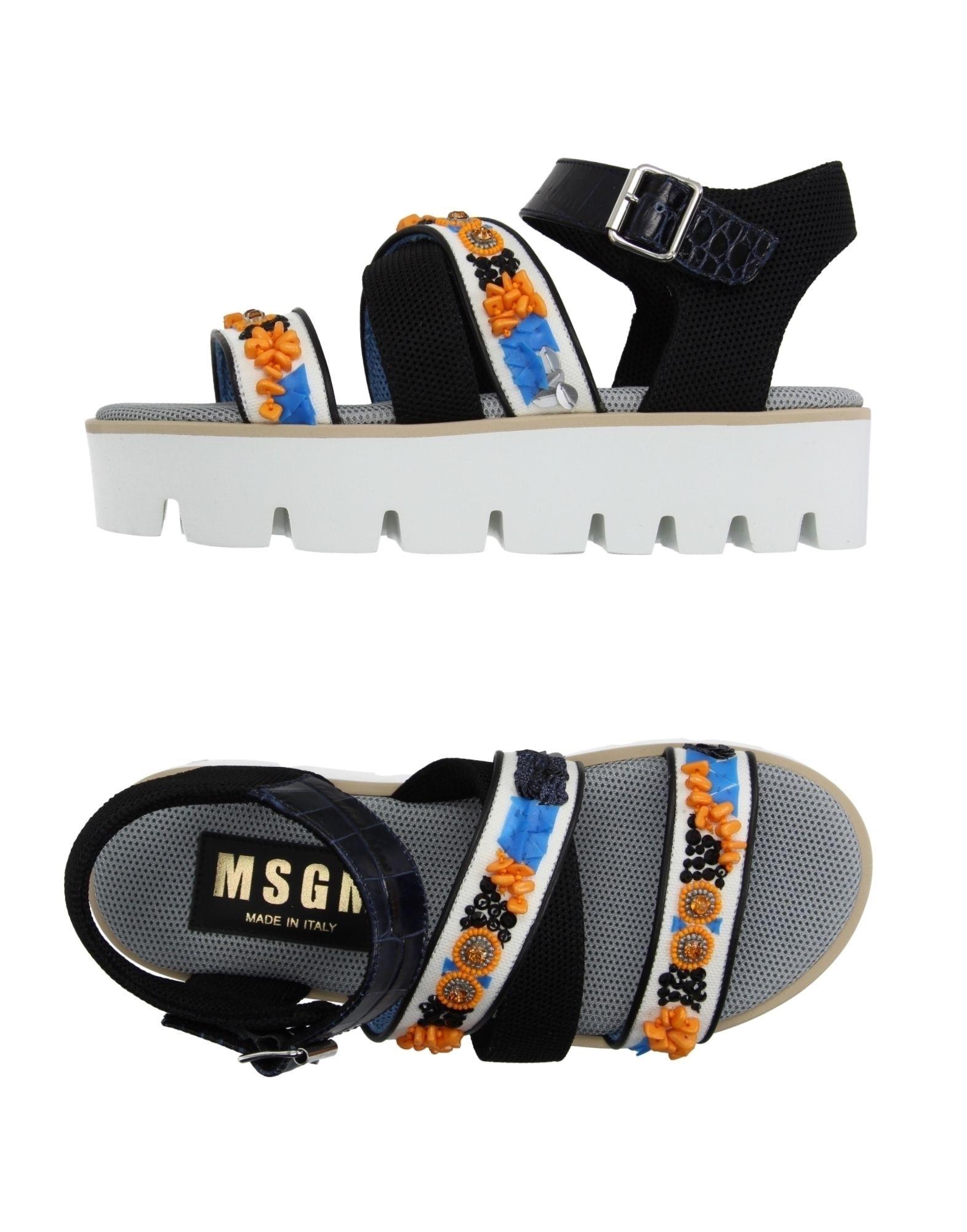 Stilvolle Msgm billige Schuhe Msgm Stilvolle Sandalen Damen  11172800JO 1632af