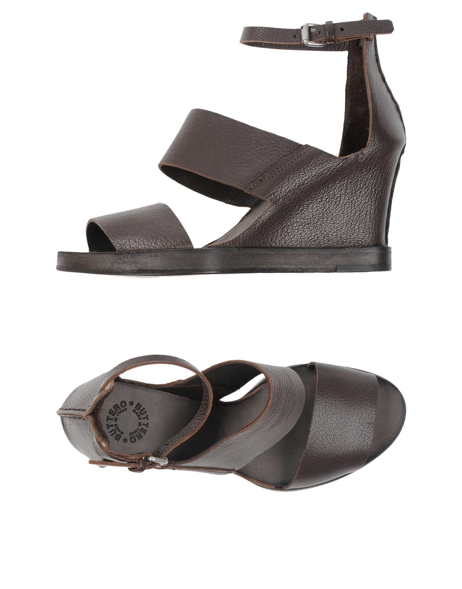 Gut um billige Schuhe zu 11172842RS tragenButtero® Sandalen Damen  11172842RS zu 7d2ae8