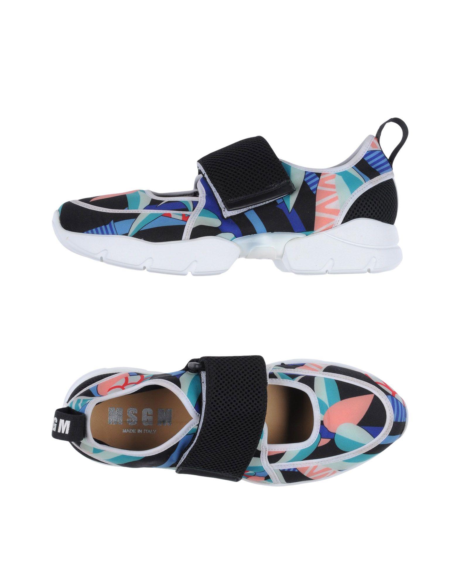 Msgm Sneakers Damen  11173049BWGünstige gut aussehende Schuhe