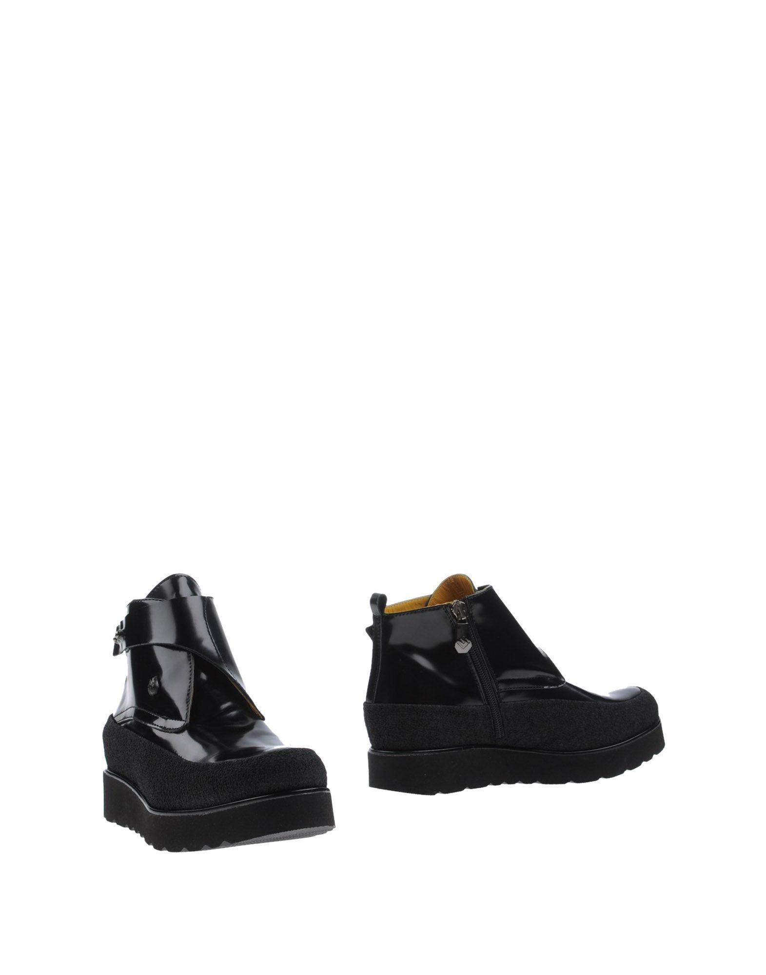 Stilvolle billige Schuhe Leonardo Iachini 11173204TU Stiefelette Damen  11173204TU Iachini 745aaf