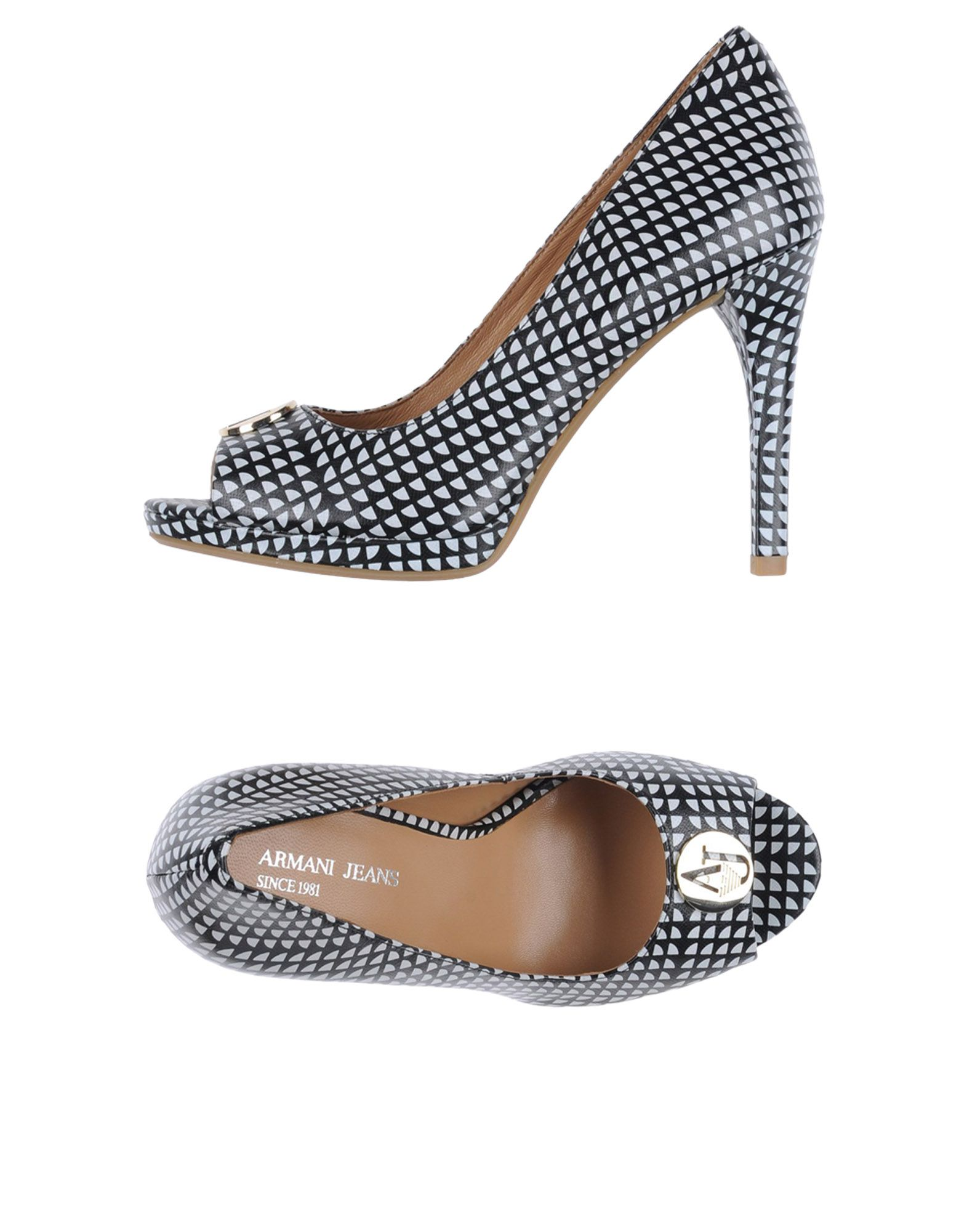 Stilvolle billige Schuhe Armani Jeans Pumps Damen  11173611VK