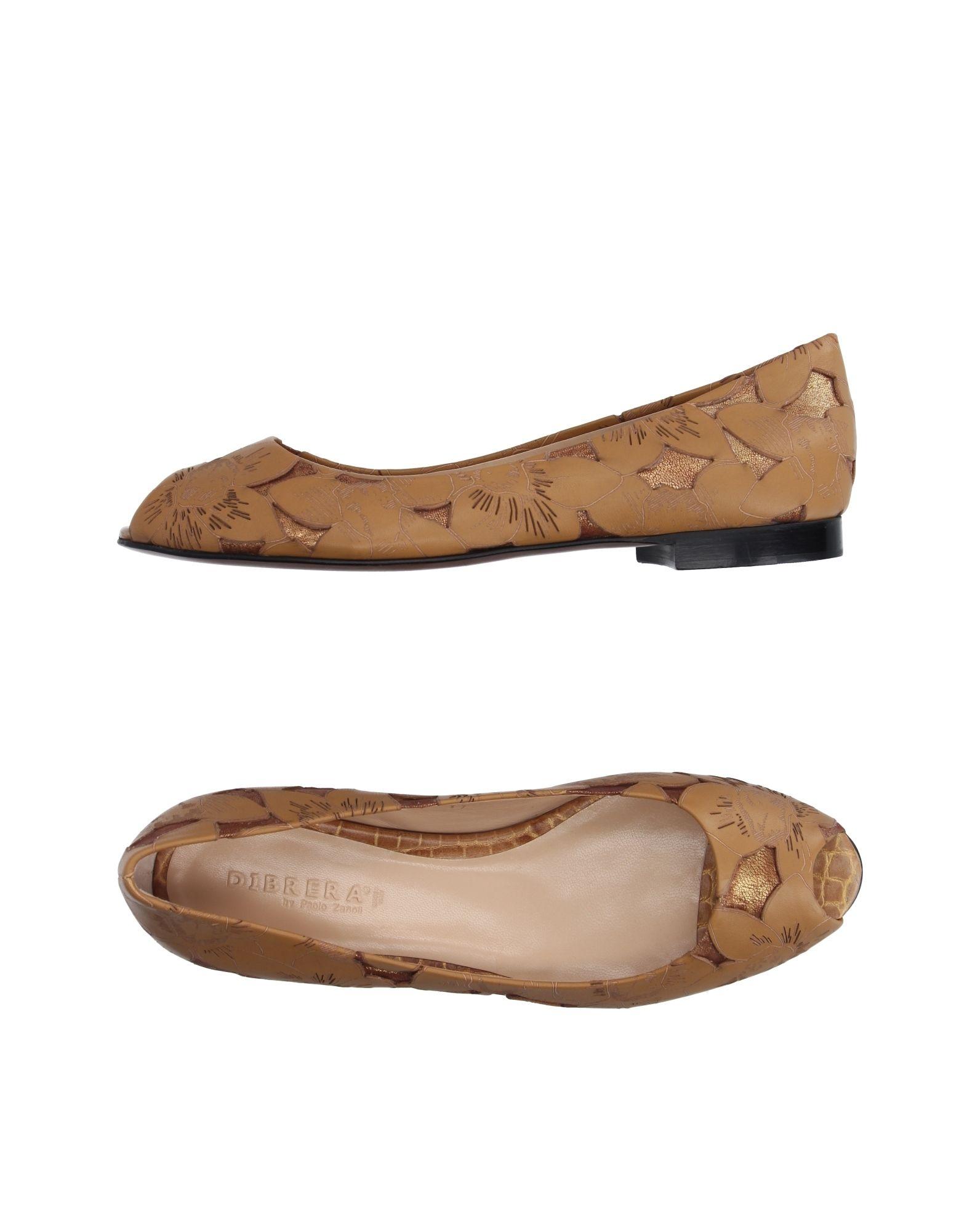 Stilvolle billige Schuhe Dibrera  By Paolo Zanoli Ballerinas Damen  Dibrera 11173669UD b31c72