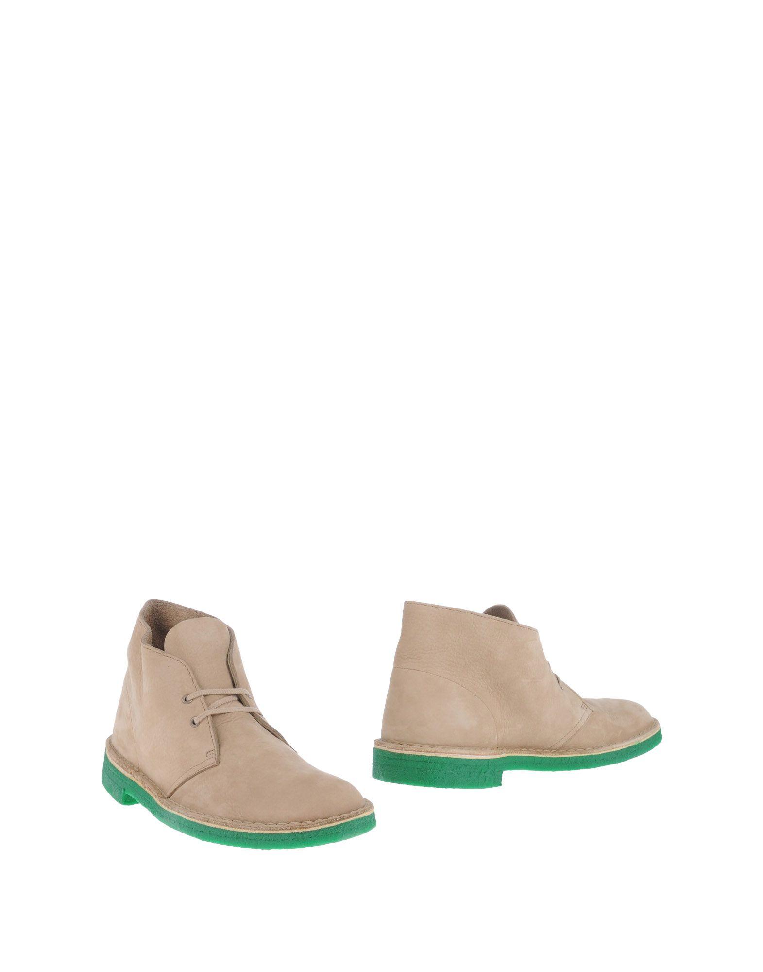 Rabatt echte Stiefelette Schuhe Clarks Originals Stiefelette echte Herren  11173723UC 590002