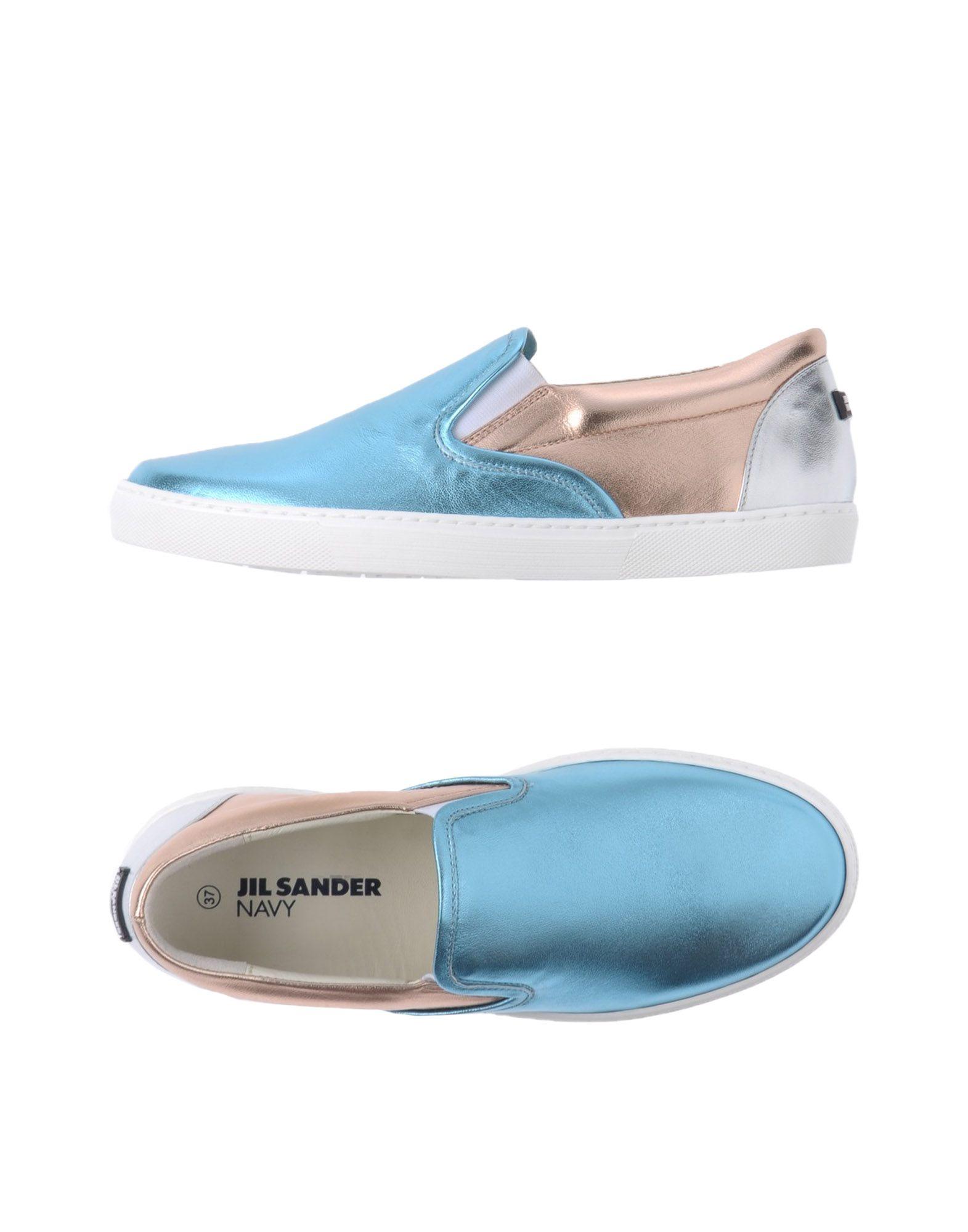 Jil Sander Navy Sneakers - Women Jil Sander Navy Australia Sneakers online on  Australia Navy - 11174377TG c0279c