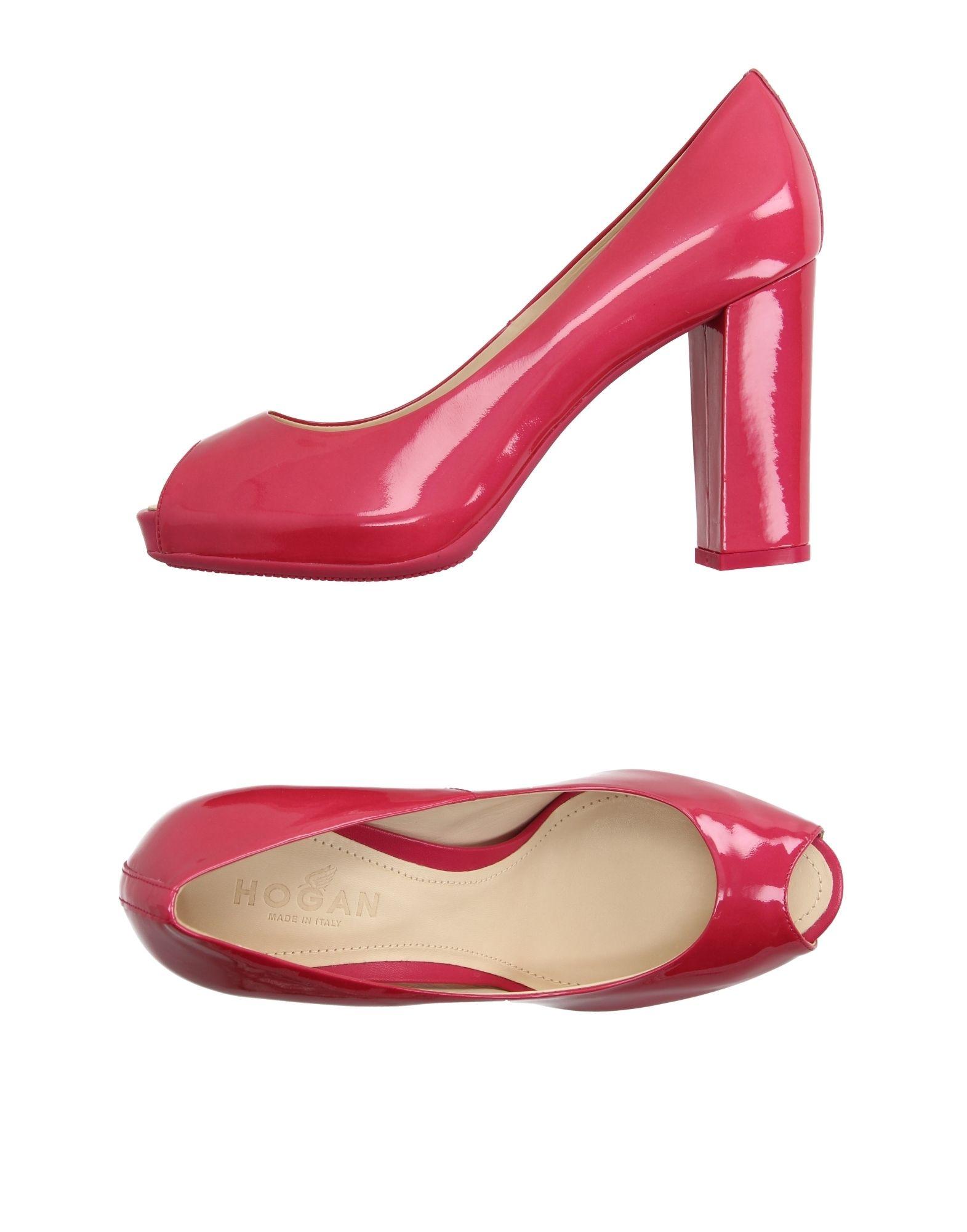 Hogan aussehende Pumps Damen  11174405XPGut aussehende Hogan strapazierfähige Schuhe 540569