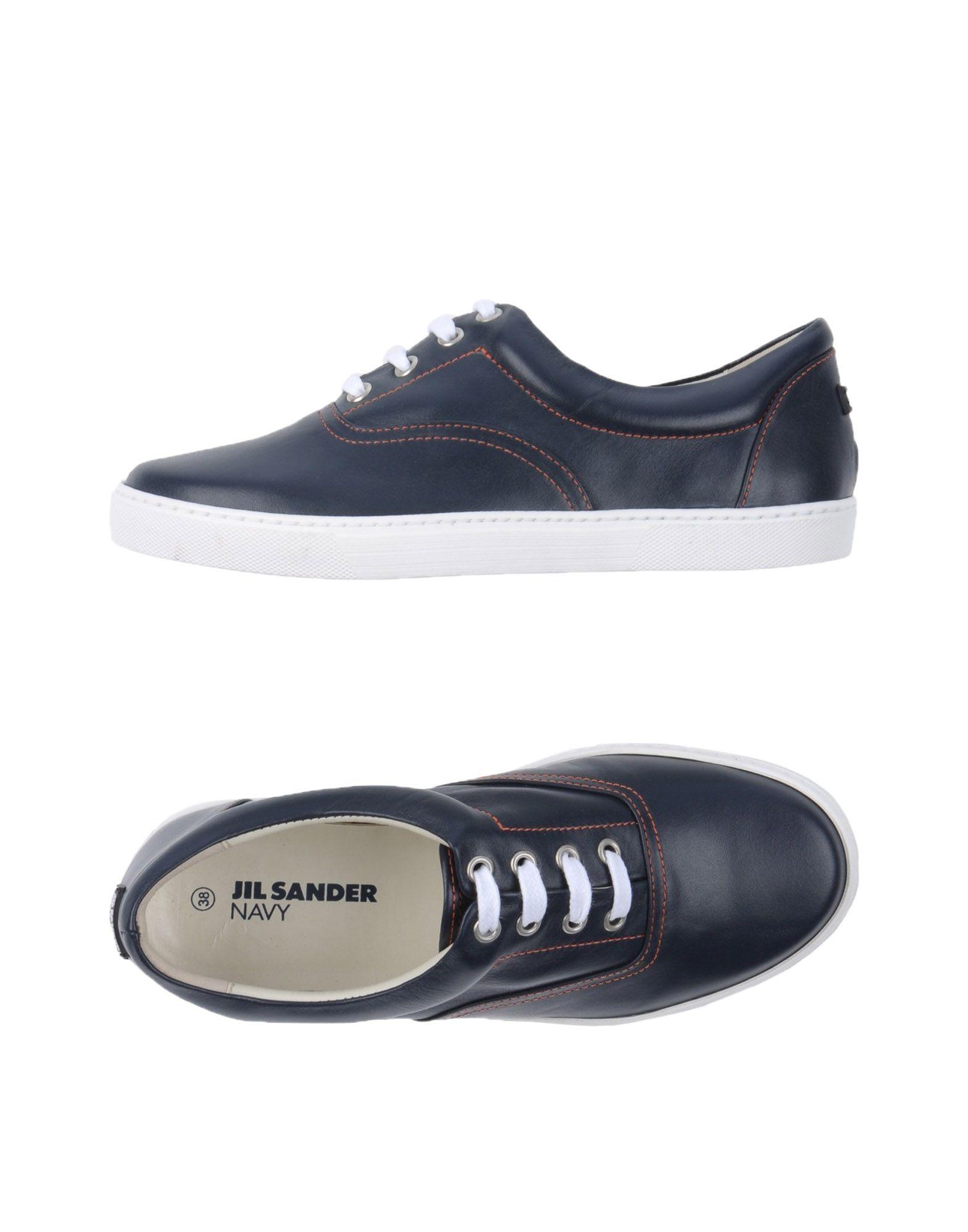 Jil Sander Navy Sneakers Damen  11174445VC Gute Qualität beliebte Schuhe