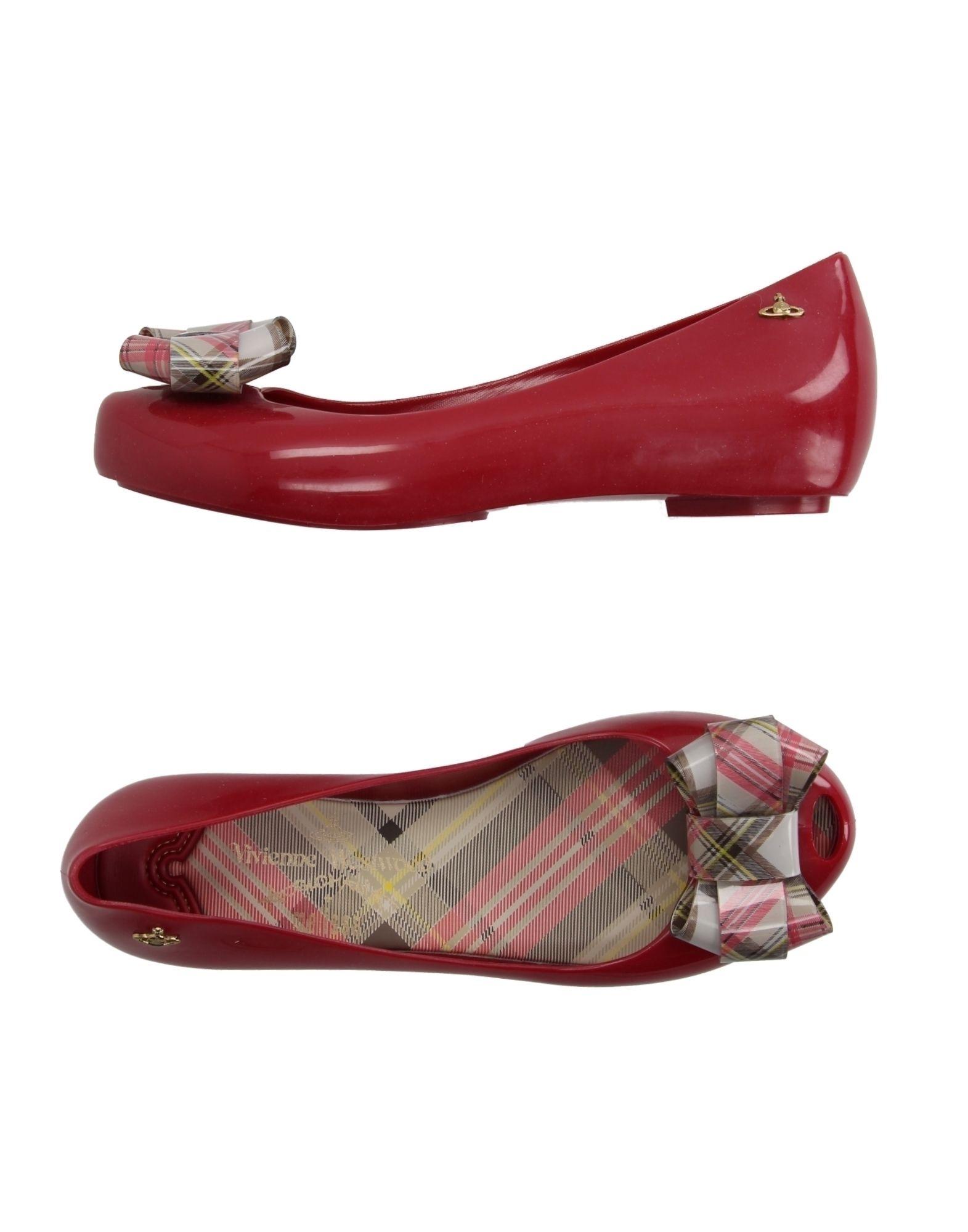 Vivienne Westwood Anglomania + Melissa Ballerinas Damen  11174588XU Gute Qualität beliebte Schuhe