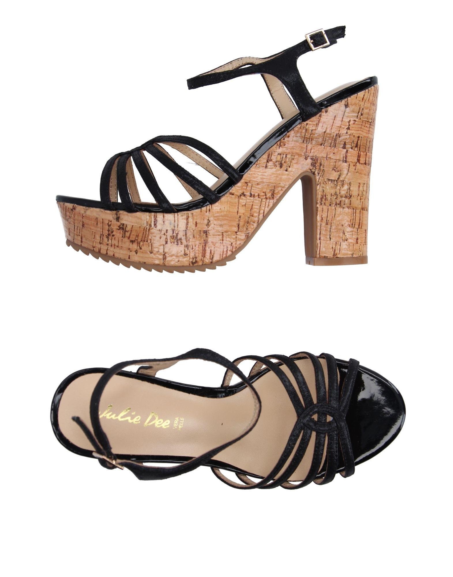 J|D Julie Dee Sandalen Damen  11174795HS Gute Qualität beliebte Schuhe