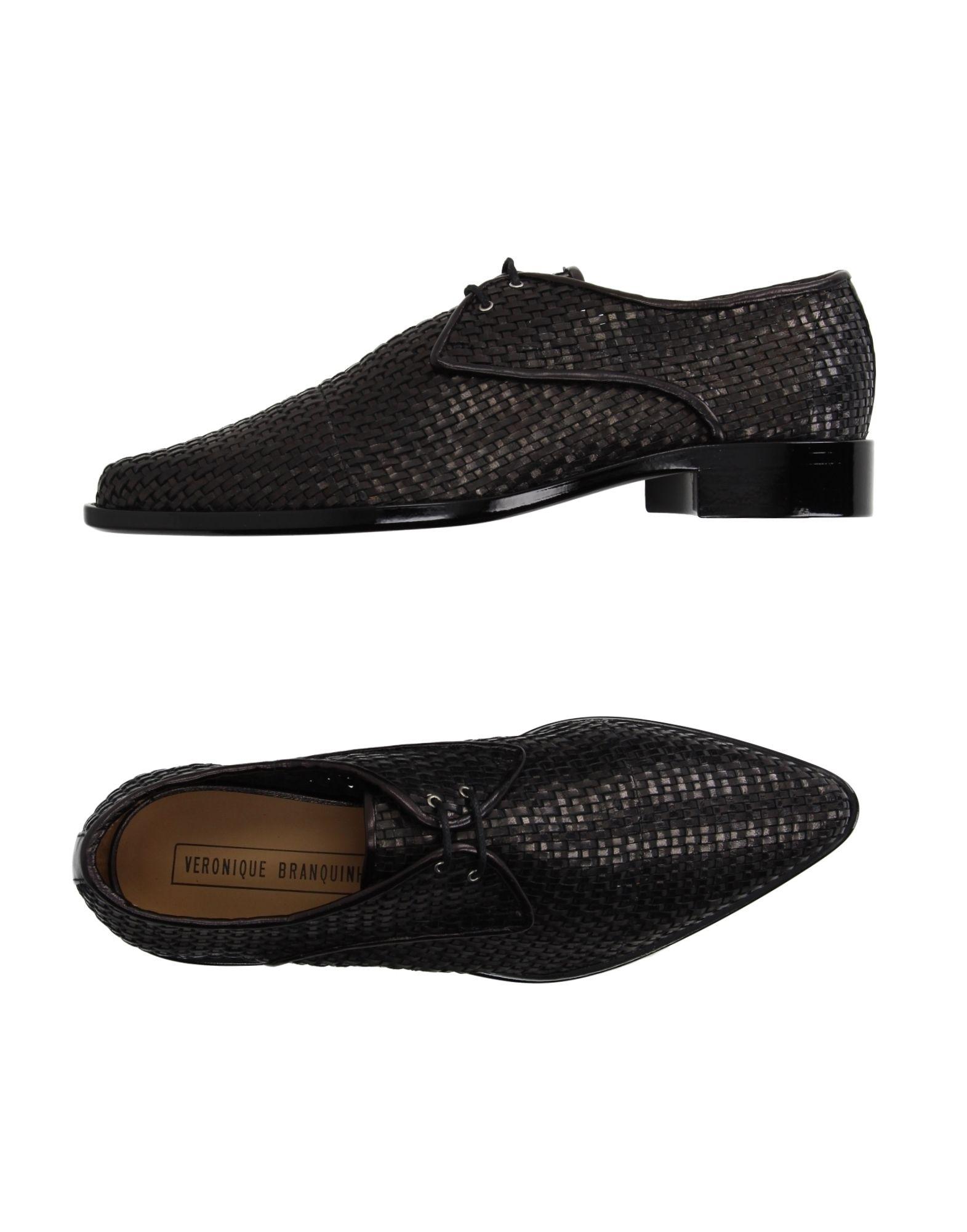 Chaussures À Lacets Veronique Branquinho Femme - Chaussures À Lacets Veronique Branquinho sur