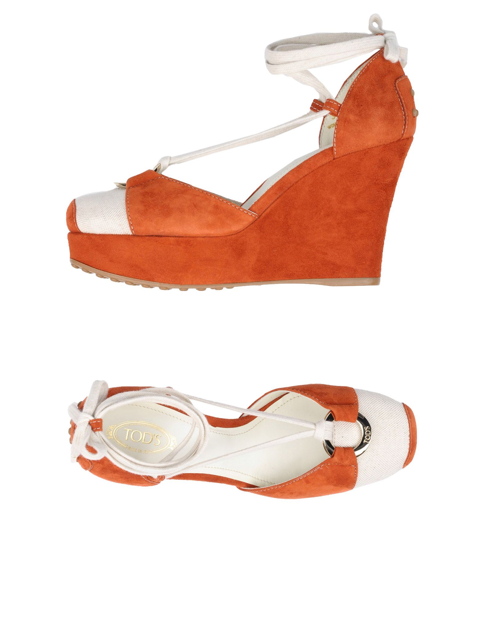 Stilvolle billige Schuhe Tod's Pumps Damen  11175196VW