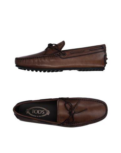Zapatos con descuento Mocasín Tod's Hombre - Mocasines Tod's - 11175286SU Caqui
