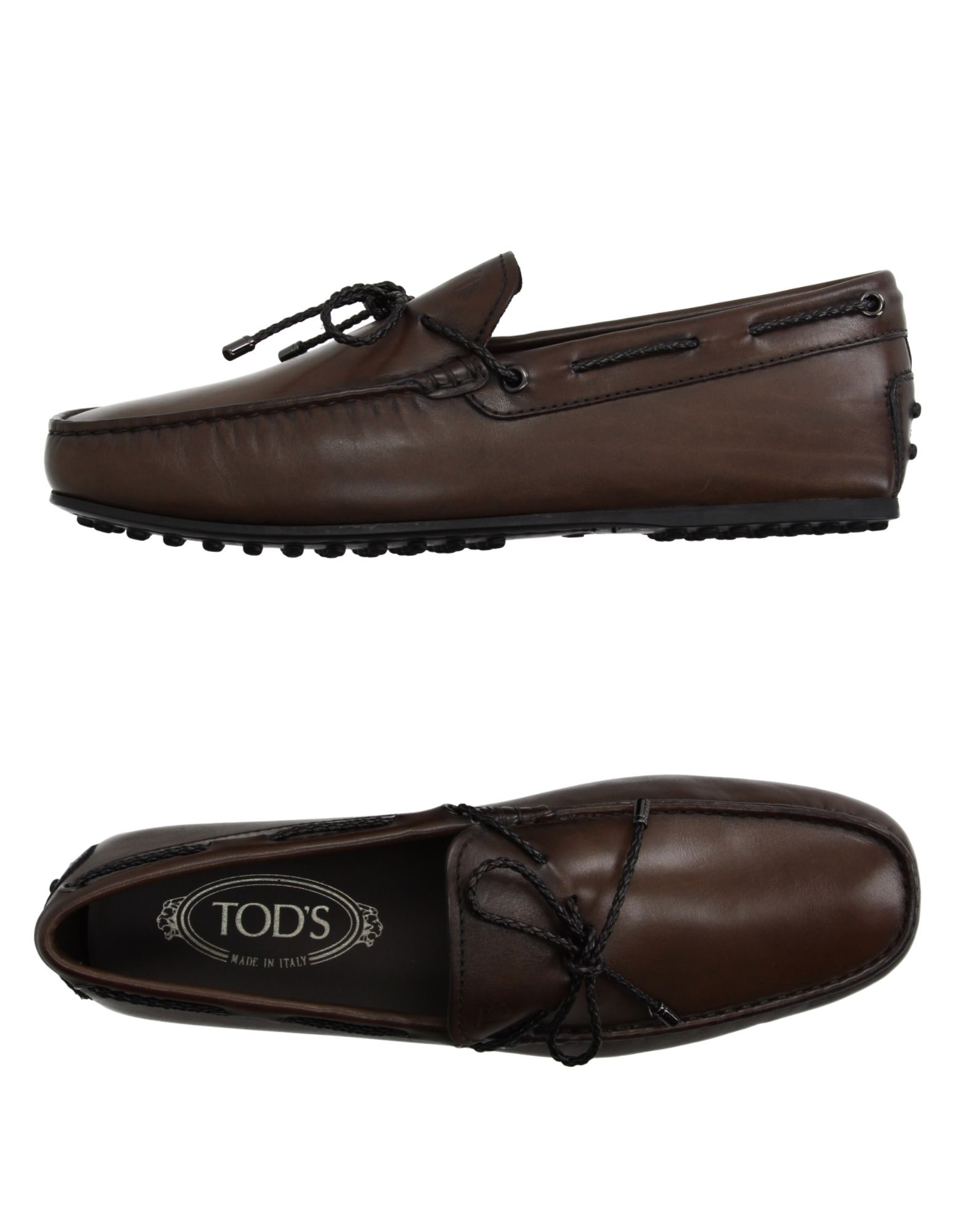 5f9027f04fb Tod's Loafers - Men Tod's Loafers online on YOOX Denmark - 11175346NQ