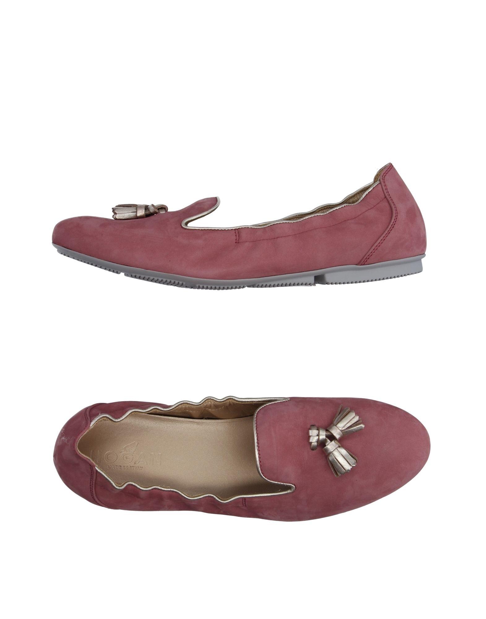 Hogan Hogan Hogan Mokassins Damen  11175608WG Gute Qualität beliebte Schuhe 5eec48