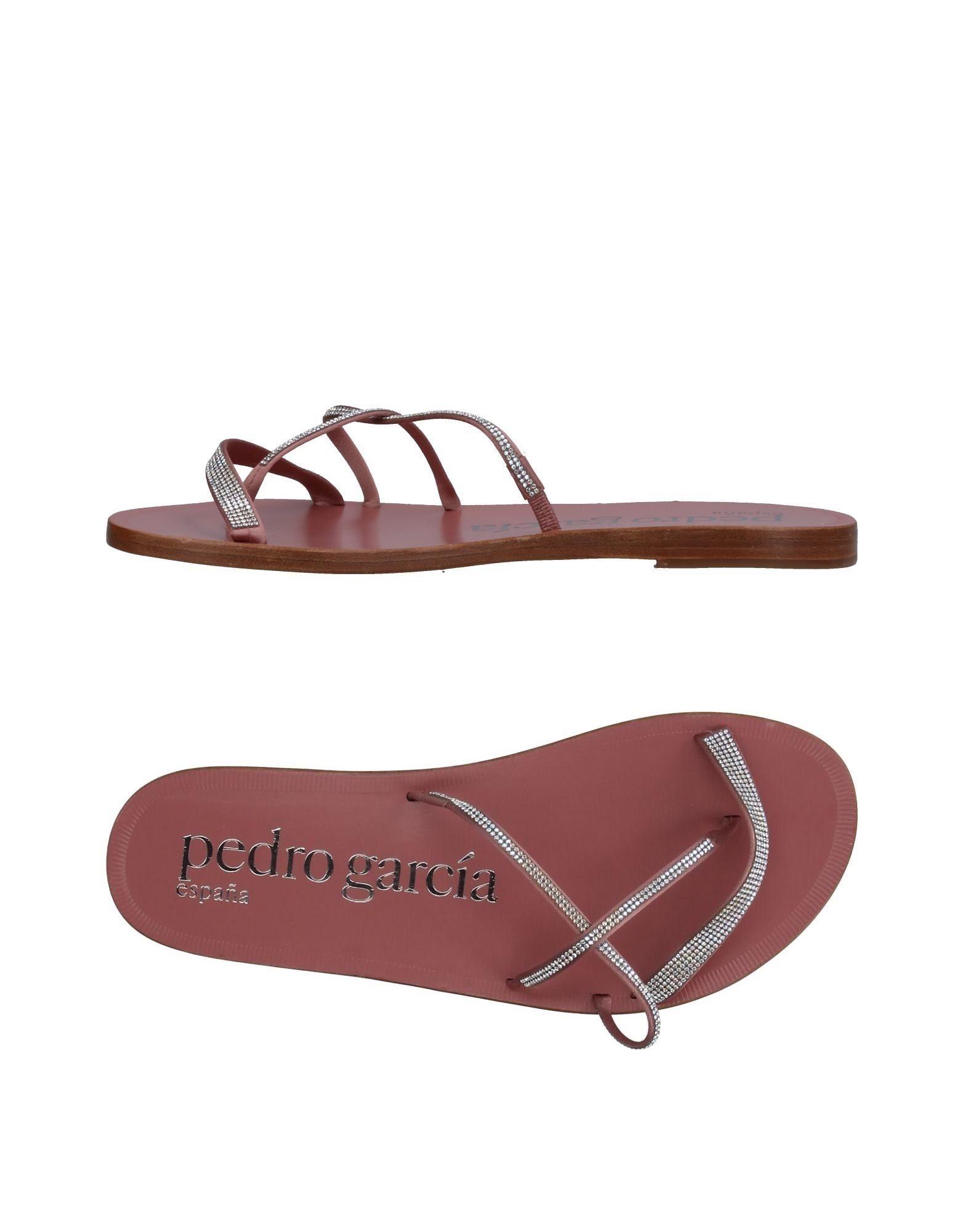 Stilvolle billige Schuhe Pedro García Dianetten Damen Damen Damen  11175667NJ bbbdb9