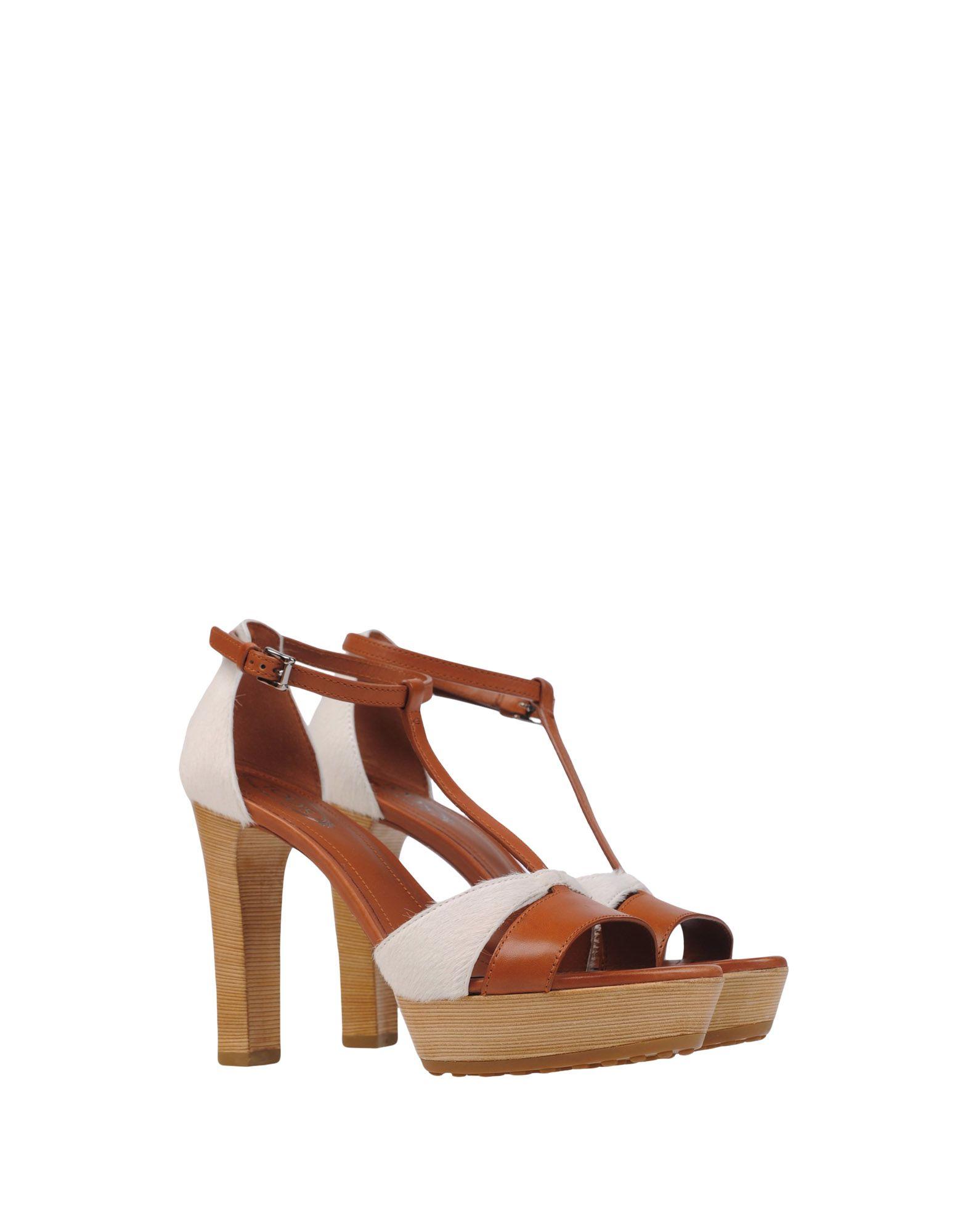 Tod's aussehende Sandalen Damen  11175676HNGut aussehende Tod's strapazierfähige Schuhe f926e5