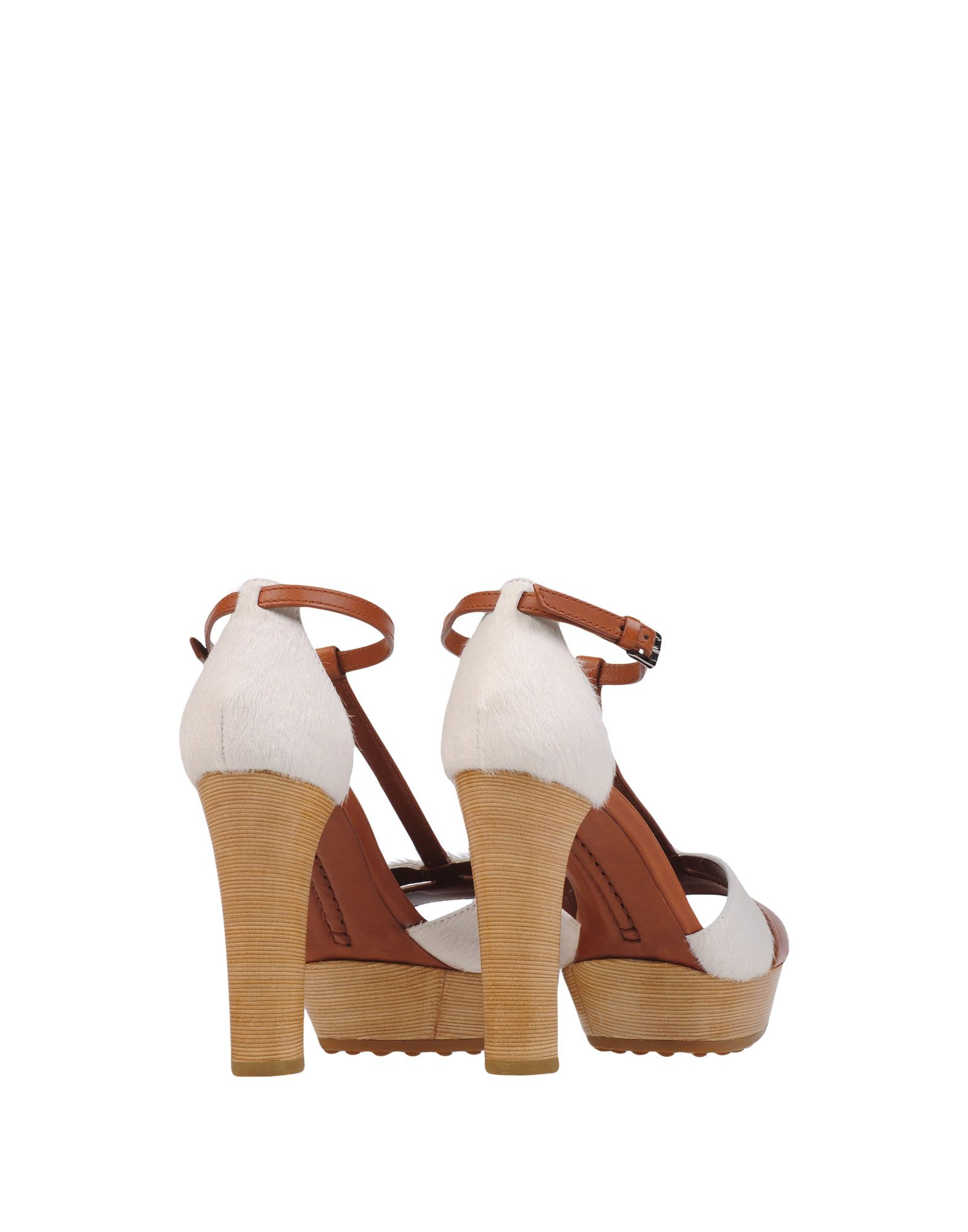 Tod's Sandalen Damen aussehende  11175676HNGut aussehende Damen strapazierfähige Schuhe 9d1970