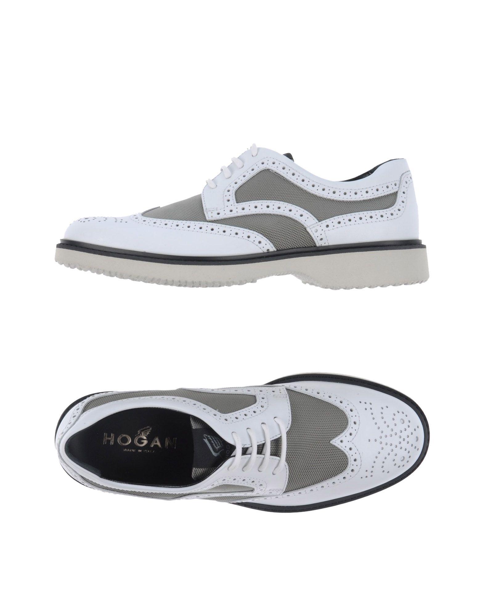 Günstige und modische Schuhe Hogan Schnürschuhe Herren  11175705WH