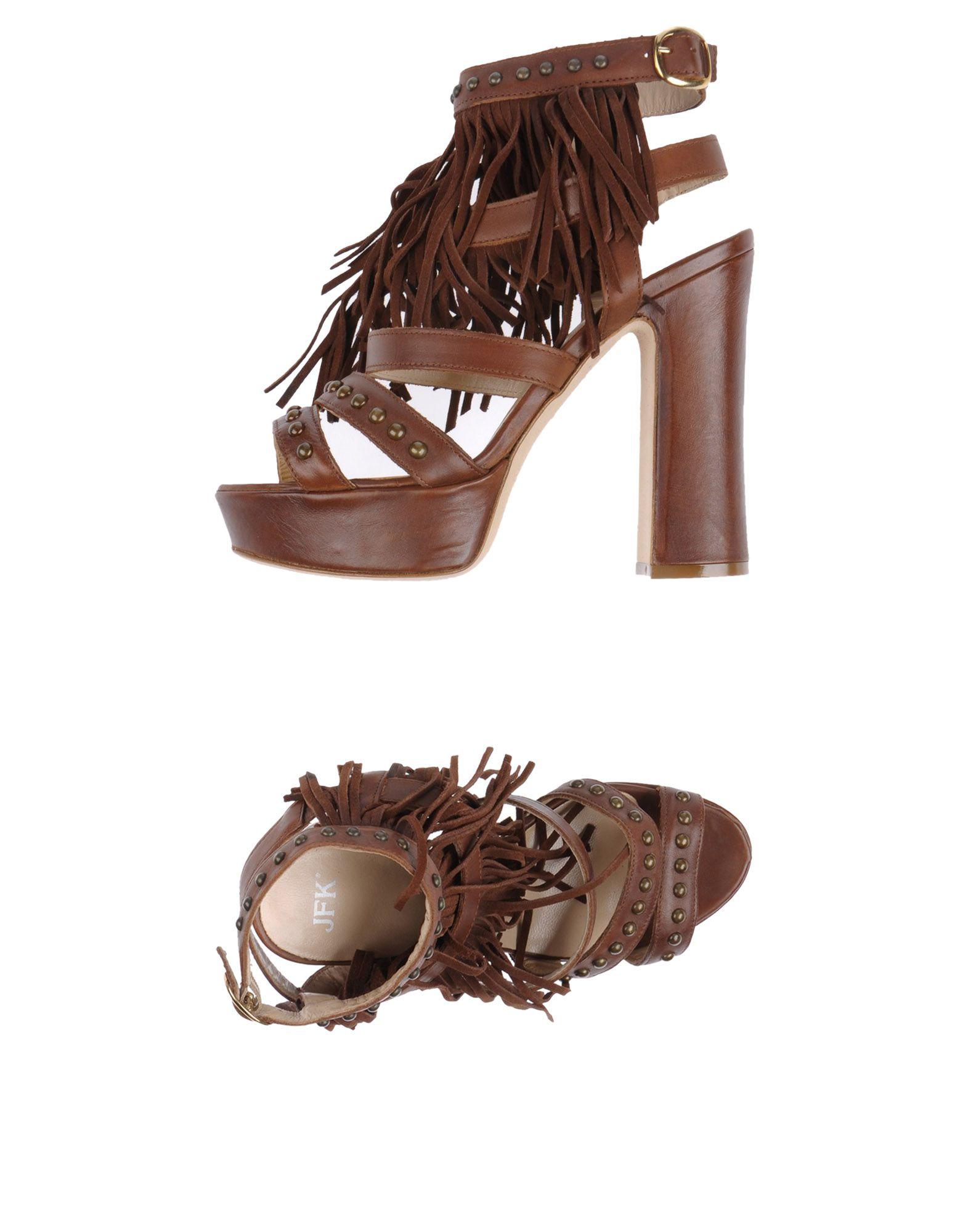 Jfk Sandalen Damen  11175740EE Gute Qualität beliebte Schuhe