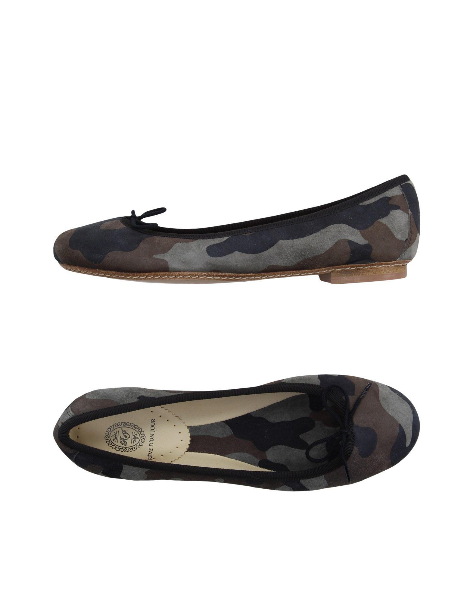 Rêve D'un Jour Ballerinas Damen  11175894KF Neue Schuhe