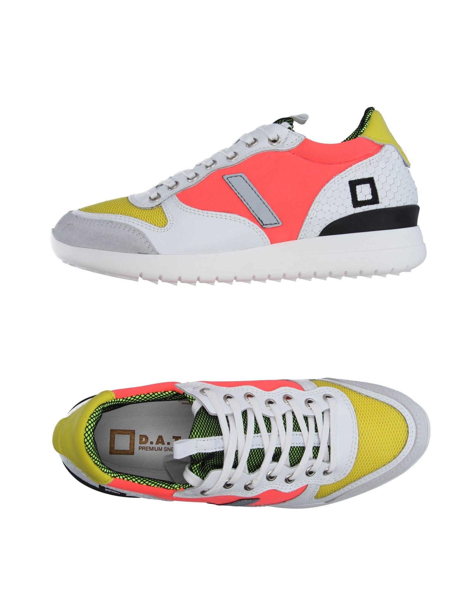 Sneakers D.A.T.E. Donna - 11176002JA elegante