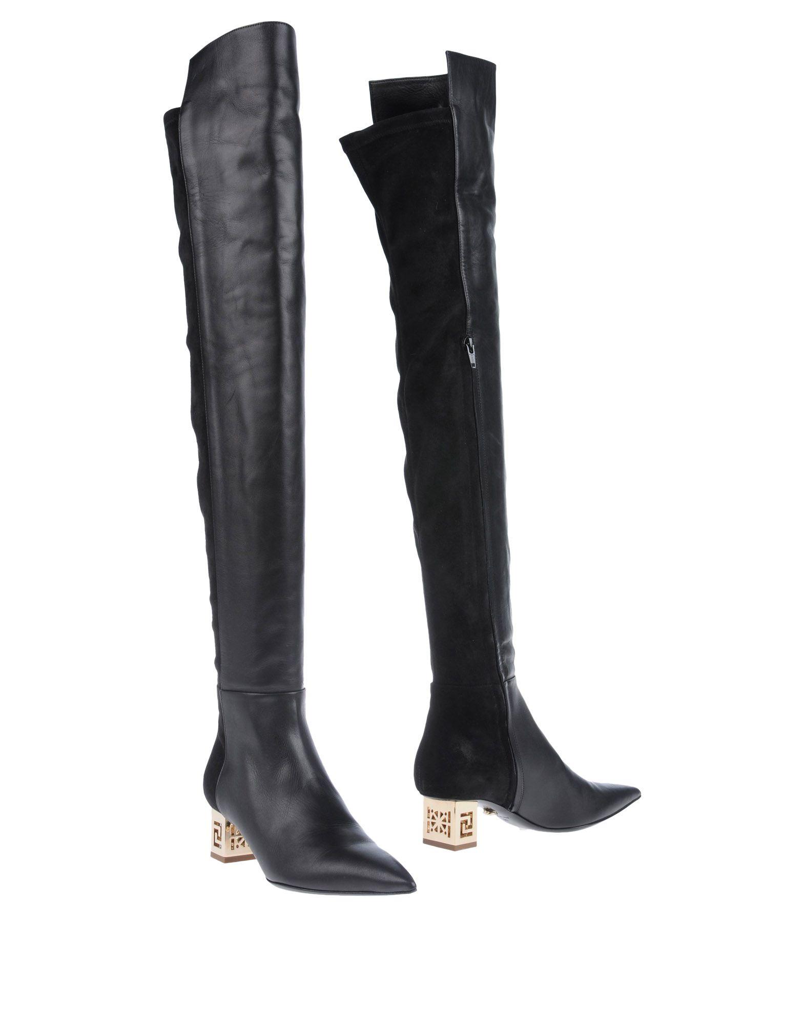 Moda Stivali Versace Donna - 11176199WE