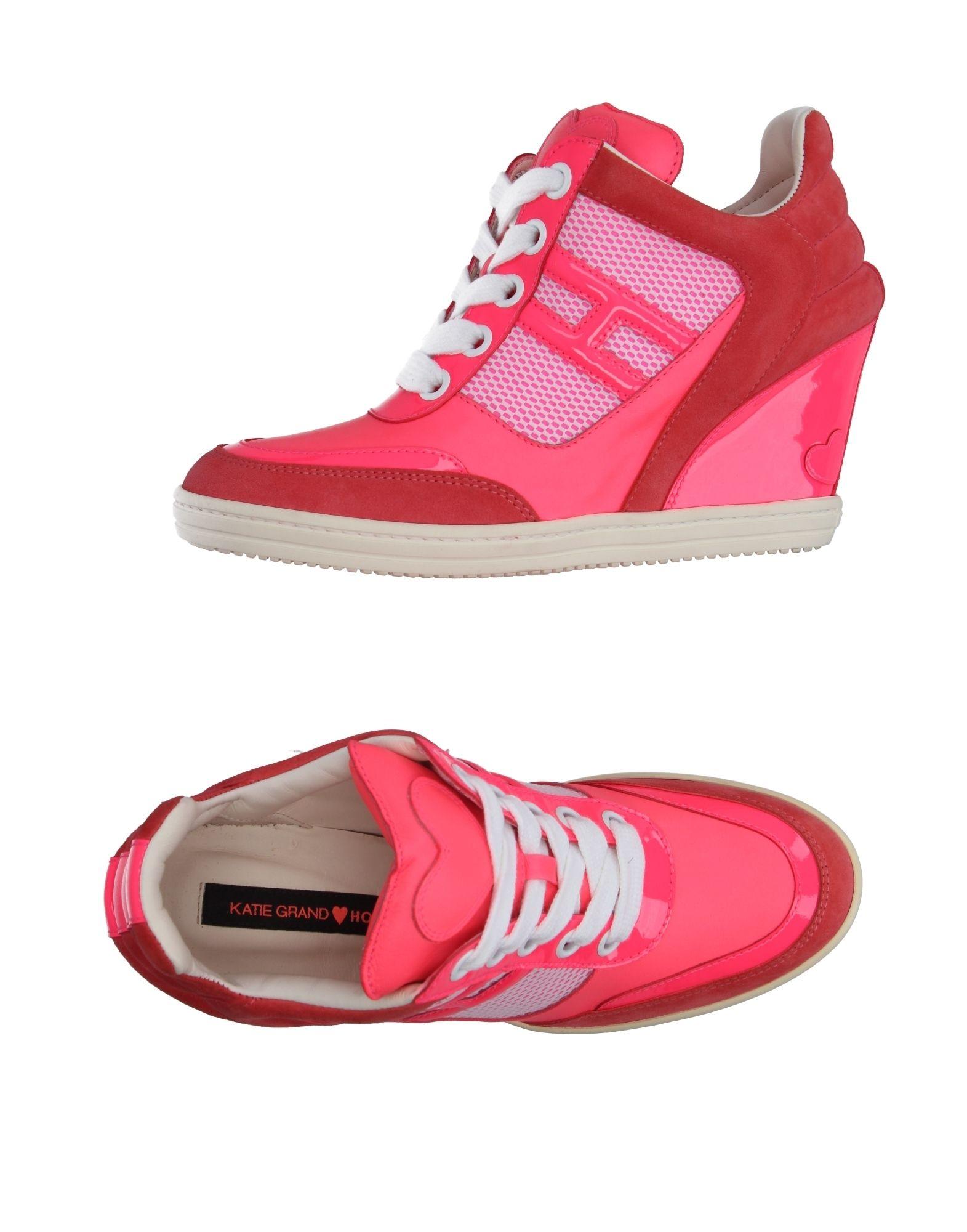 Katie Grand Loves Hogan Sneakers Damen  11176280VIGut aussehende strapazierfähige Schuhe