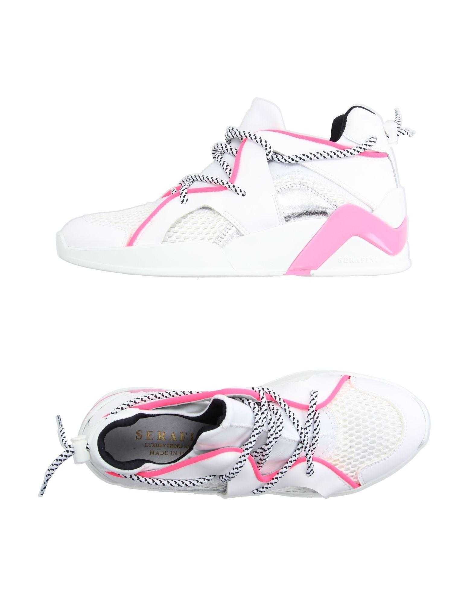 Serafini Luxury Sneakers - online Women Serafini Luxury Sneakers online - on  Canada - 11176332NF 817529