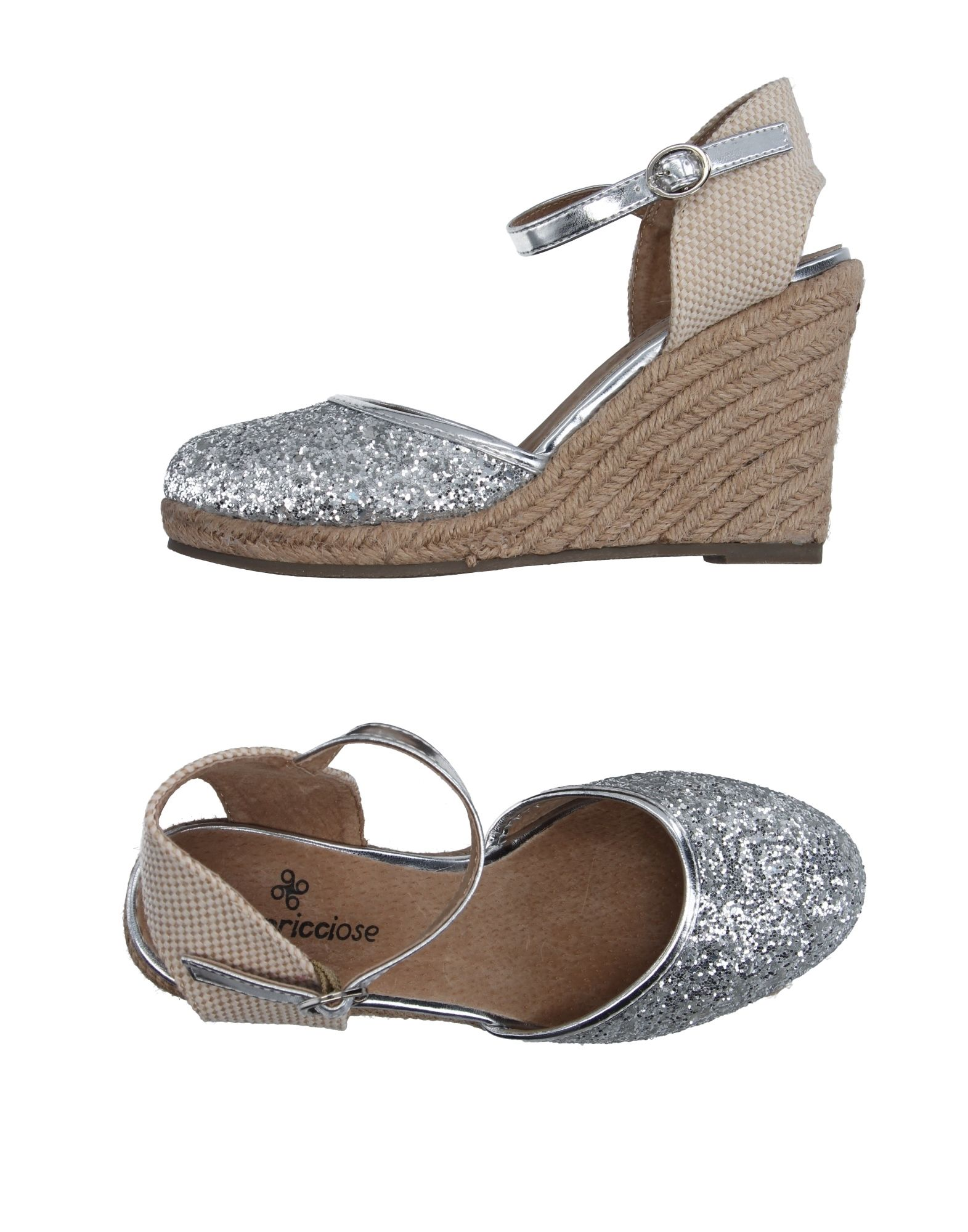 Le Capricciose® Espadrilles Damen  11176602JL Gute Qualität beliebte Schuhe