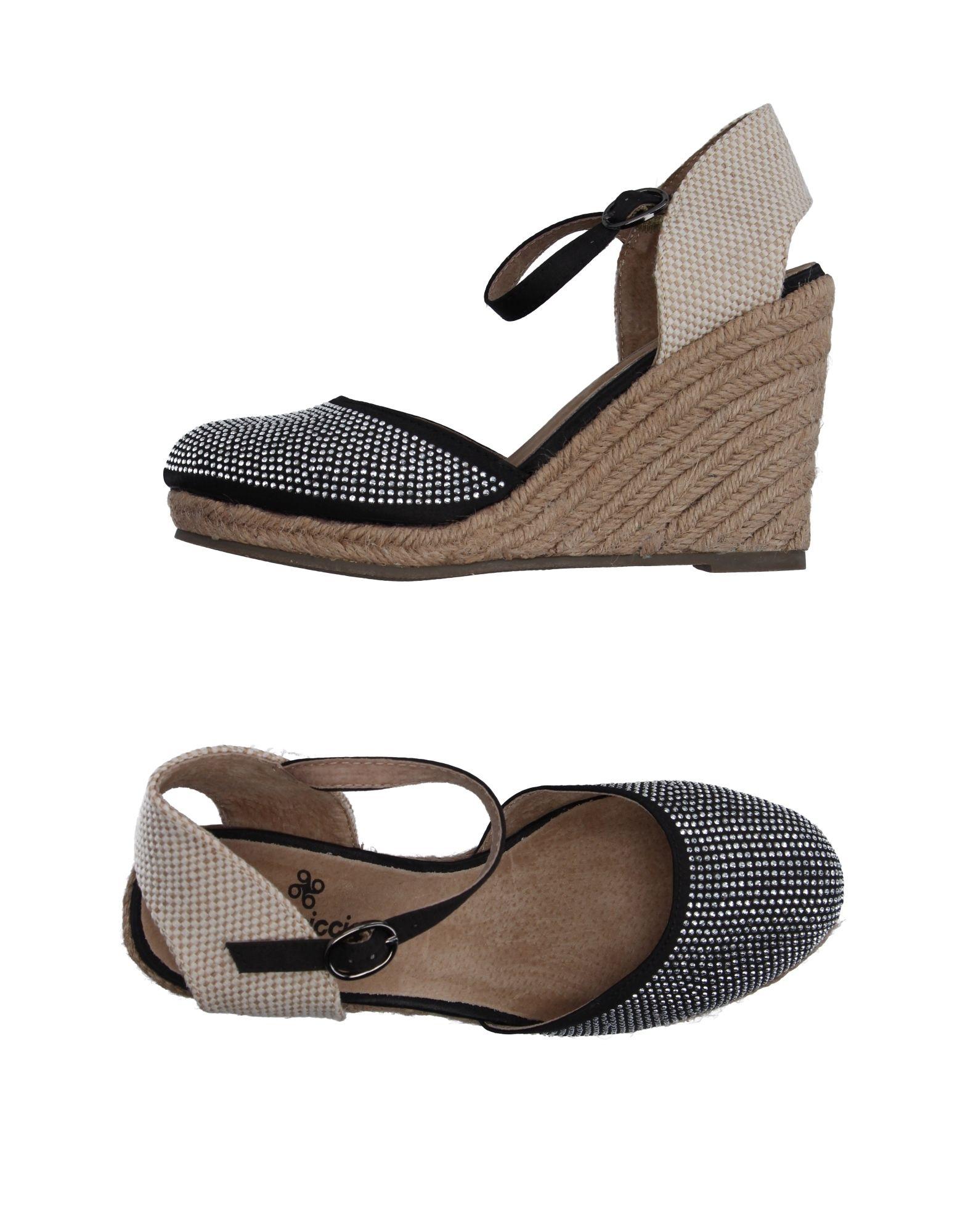 Le Capricciose® Espadrilles Damen  11176727VJ Gute Qualität beliebte Schuhe