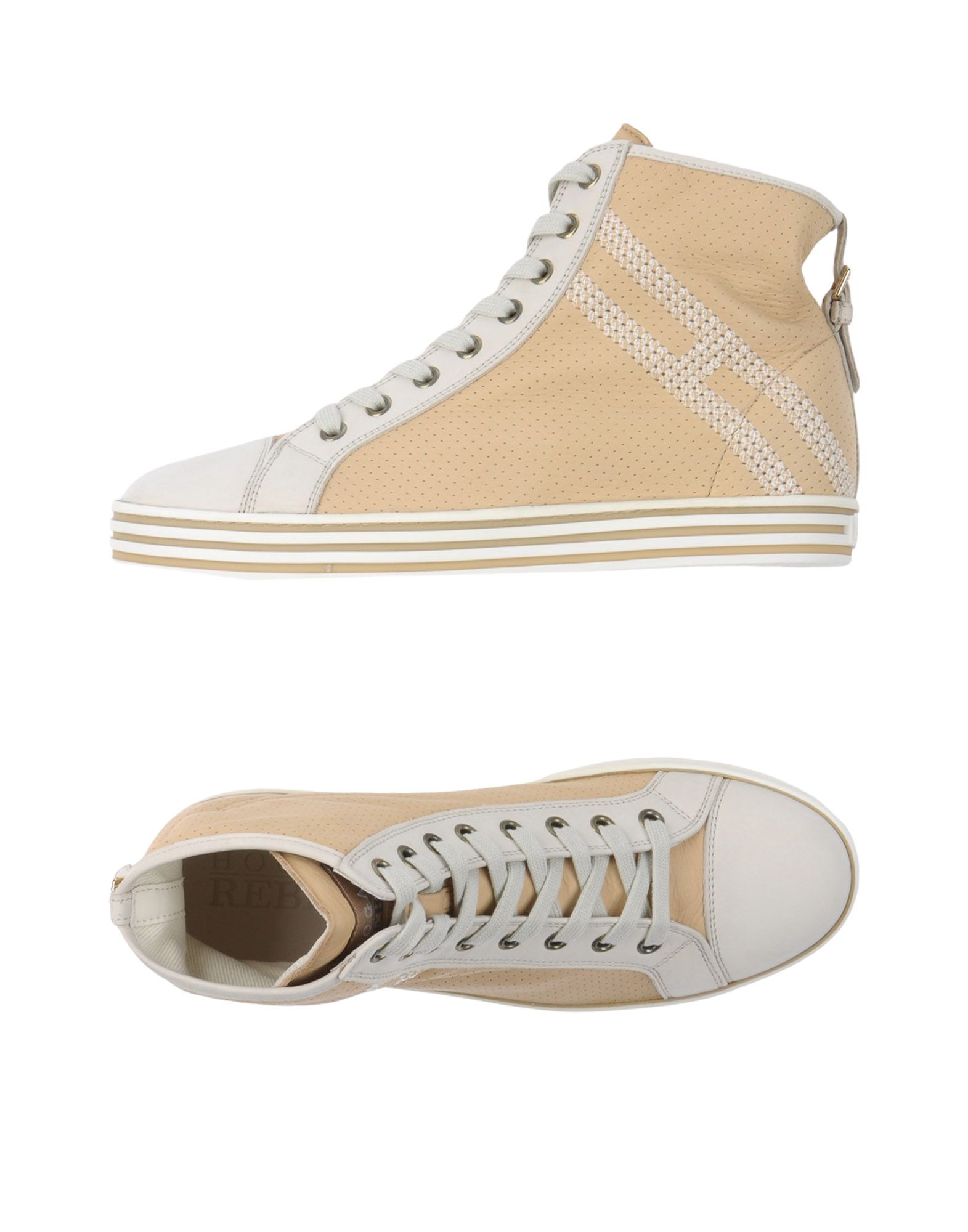 Sneakers Hogan Rebel Femme - Sneakers Hogan Rebel sur