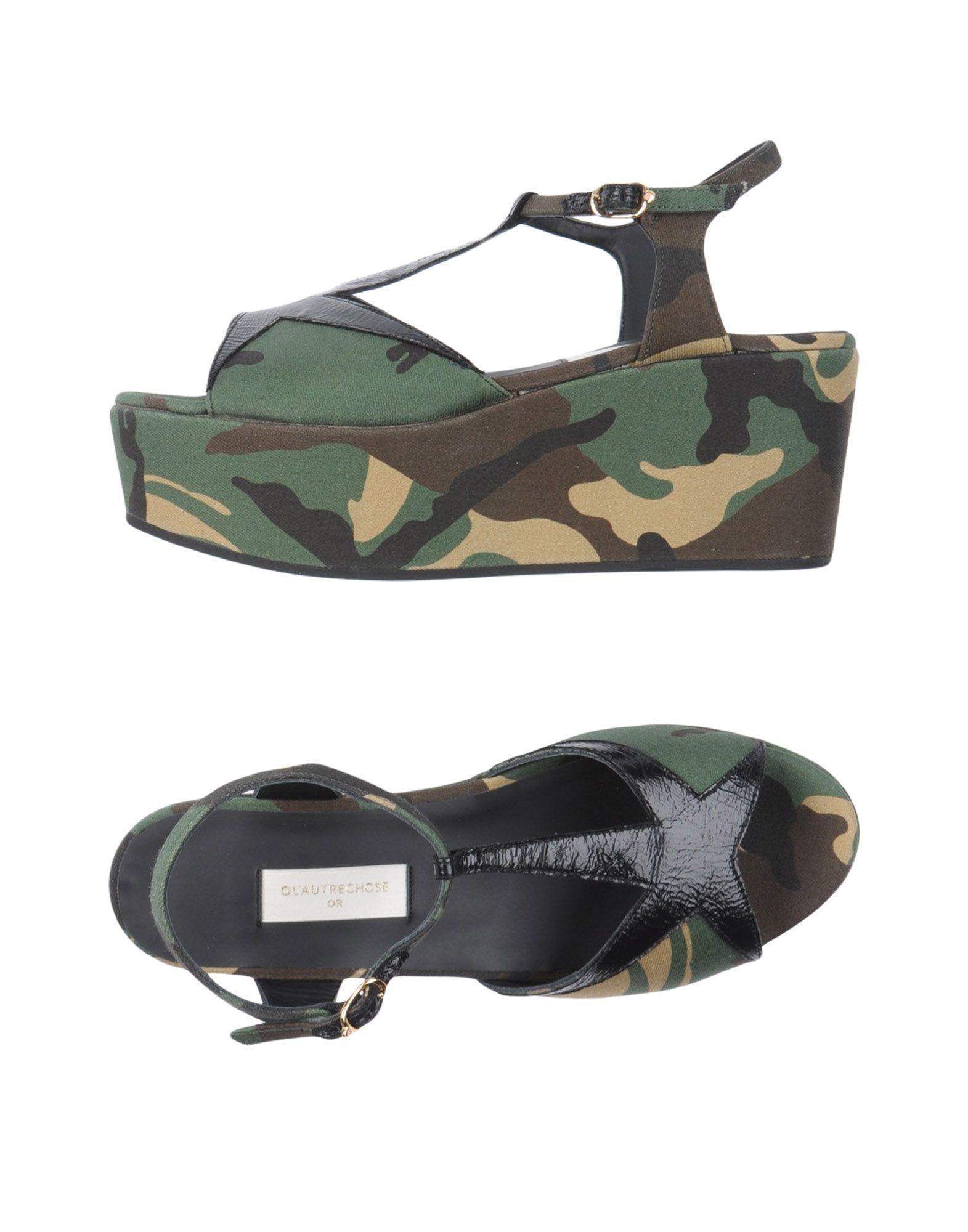 L' Autre Chose Sandalen Damen  11176859NJ Gute Qualität beliebte Schuhe