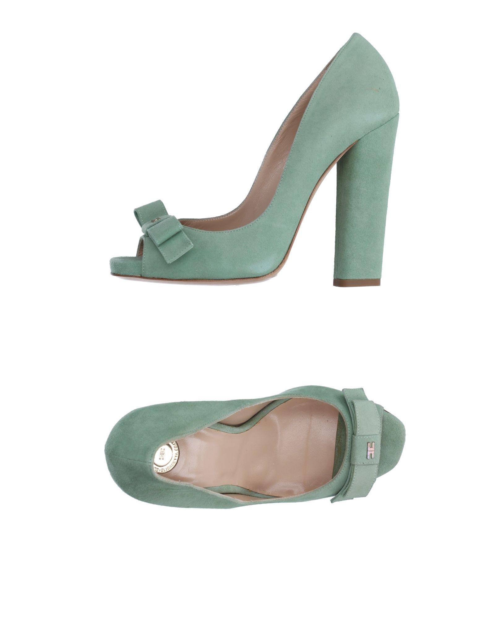 Stilvolle Franchi billige Schuhe Elisabetta Franchi Stilvolle Pumps Damen  11176964IP 318183