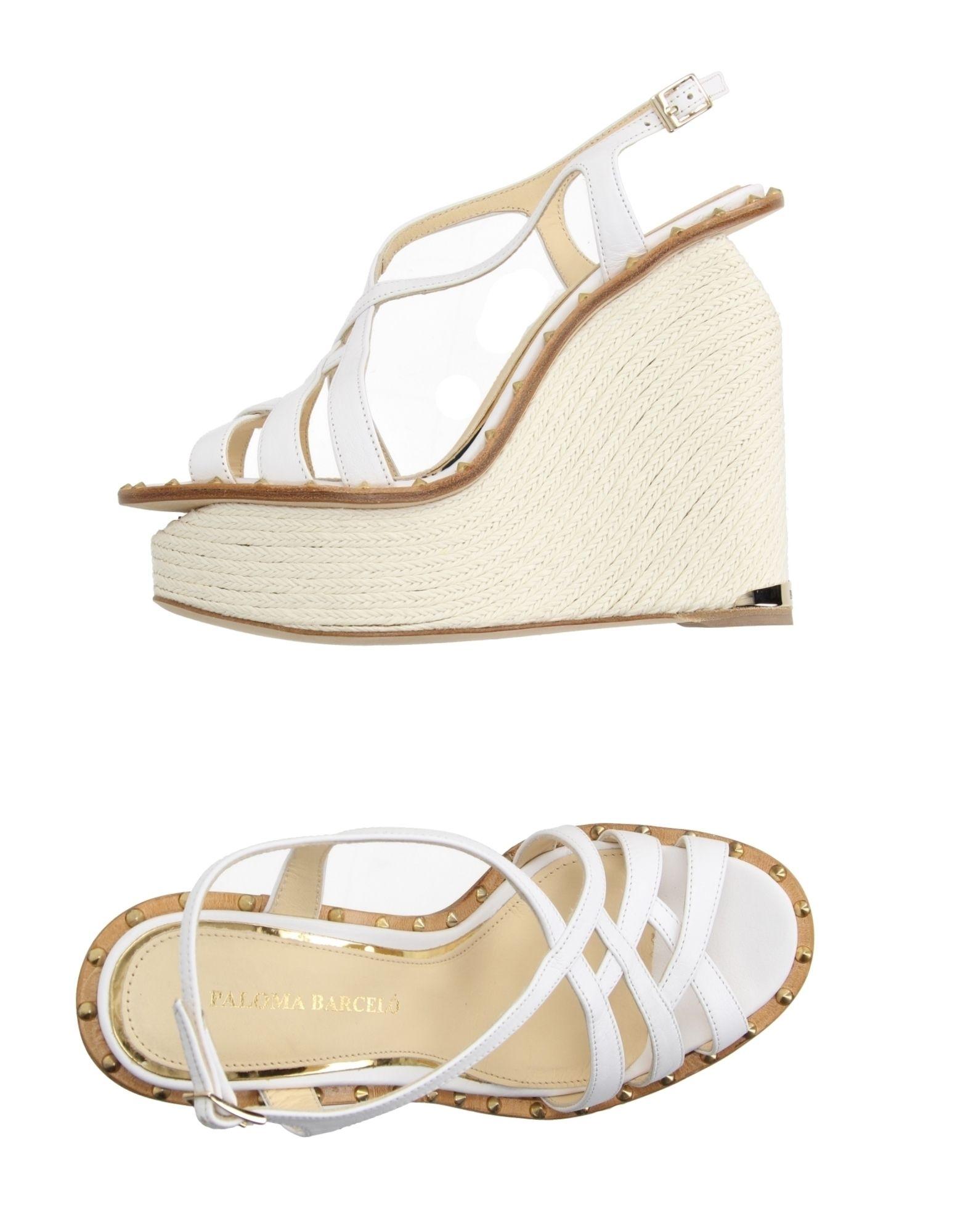 Rabatt Schuhe Paloma Barceló Espadrilles Damen  11177240TQ