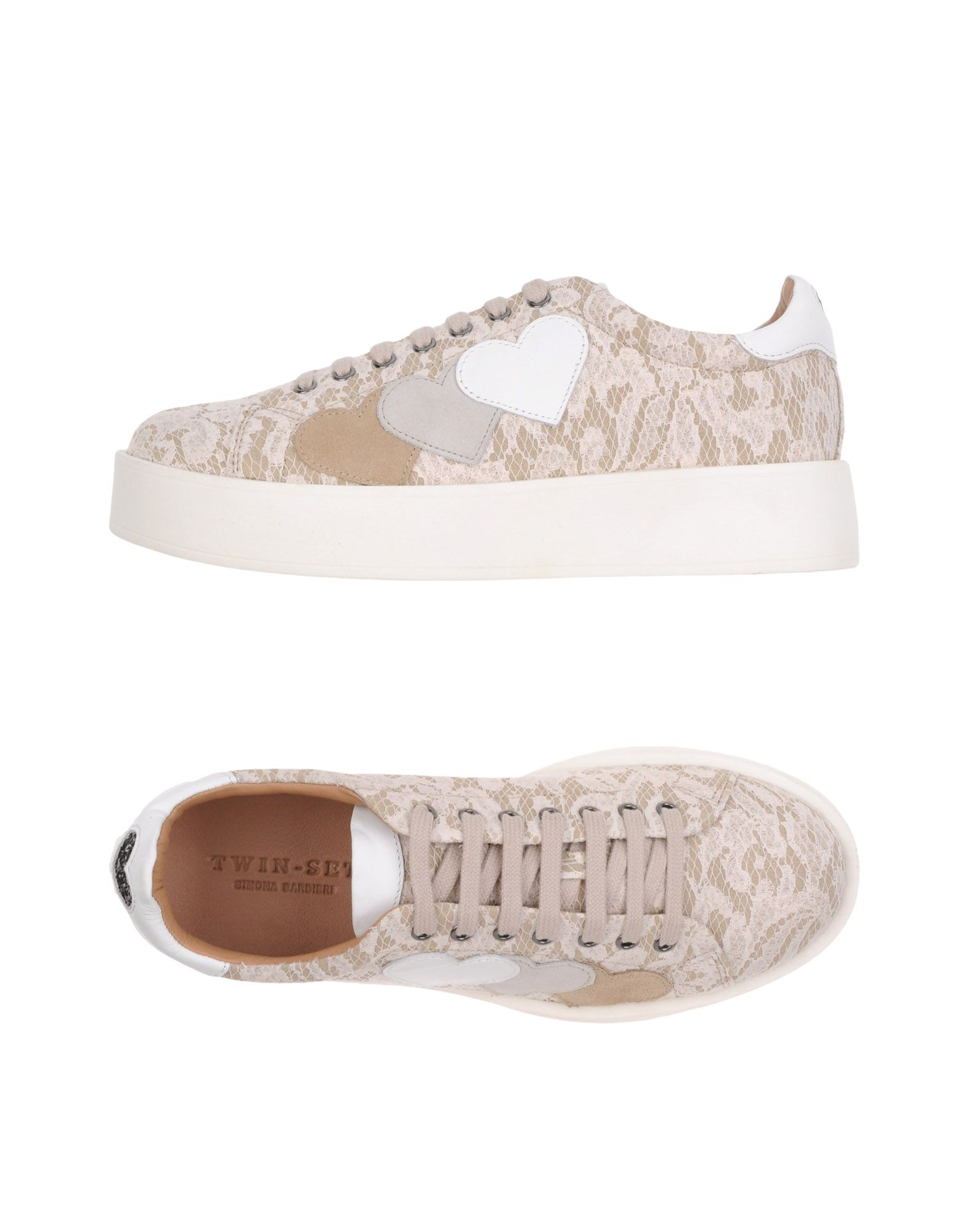super popular c549b 224d6 TWINSET Sneakers - Footwear   YOOX.COM