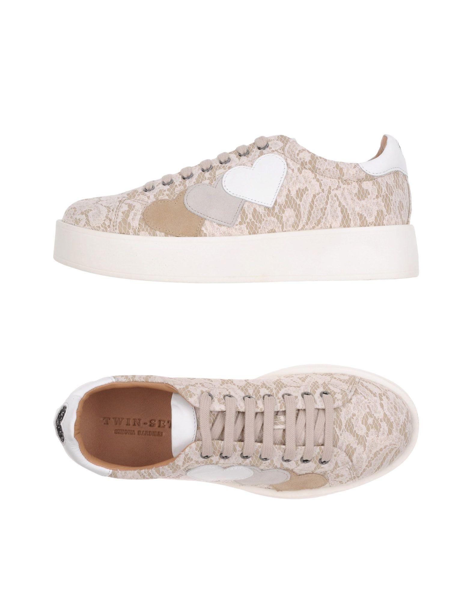 Twin-Set Simona Barbieri Sneakers - Women Twin-Set Simona  Barbieri Sneakers online on  Simona Canada - 11178208XJ 58e5e0