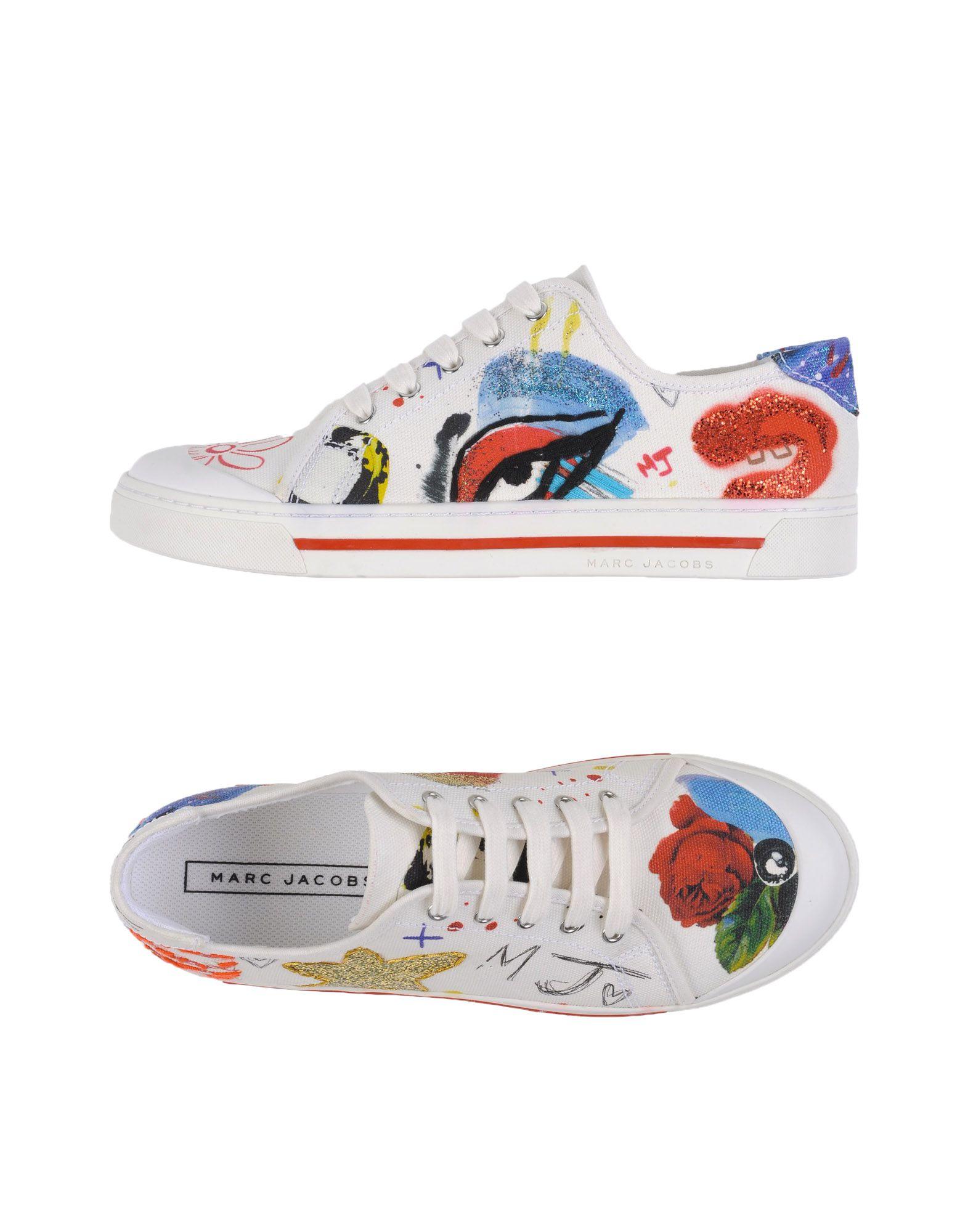 Marc Jacobs Sneakers Damen  11178228WWGut aussehende strapazierfähige Schuhe