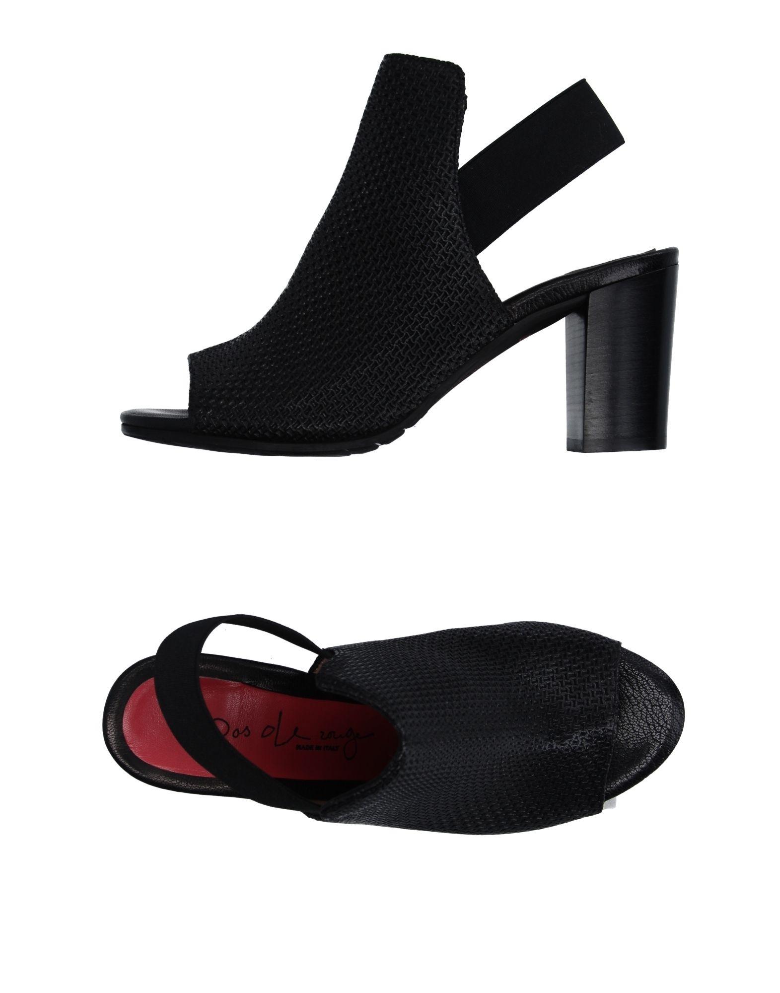 Pas De Rouge Sandals WEUrMnMFD