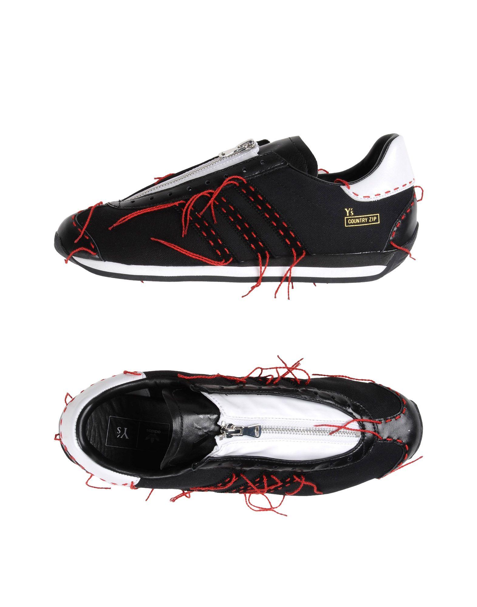 Sneakers Adidas By Yohji Yamamoto Homme - Sneakers Adidas By Yohji Yamamoto sur
