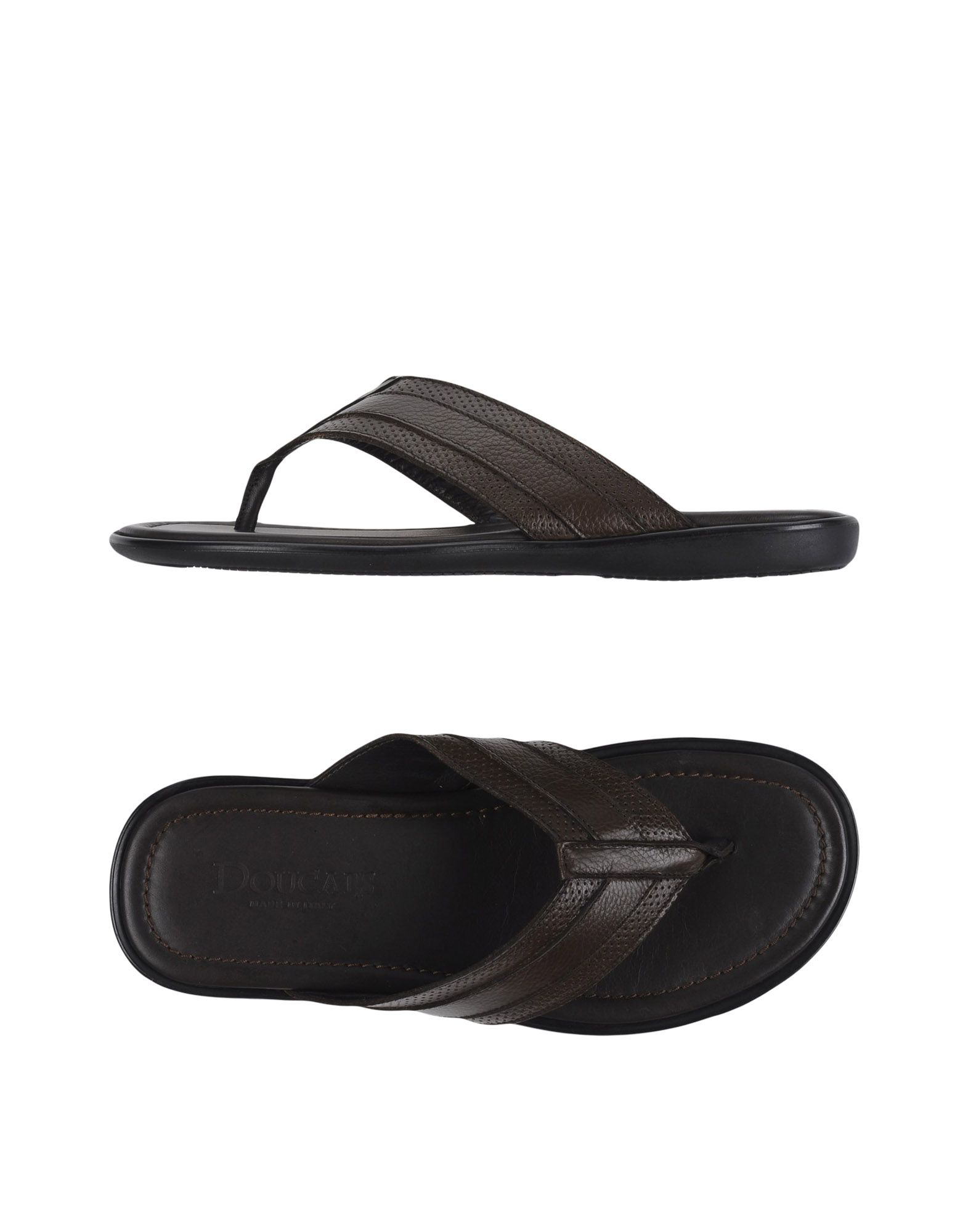 Rabatt echte Schuhe Doucal's Dianetten Herren  11178735UF